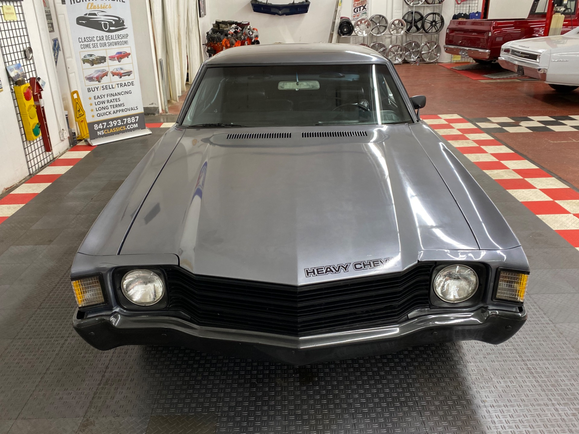 Used 1972 Chevrolet Chevelle Heavy Chevy Tribute - SEE VIDEO - | Mundelein, IL