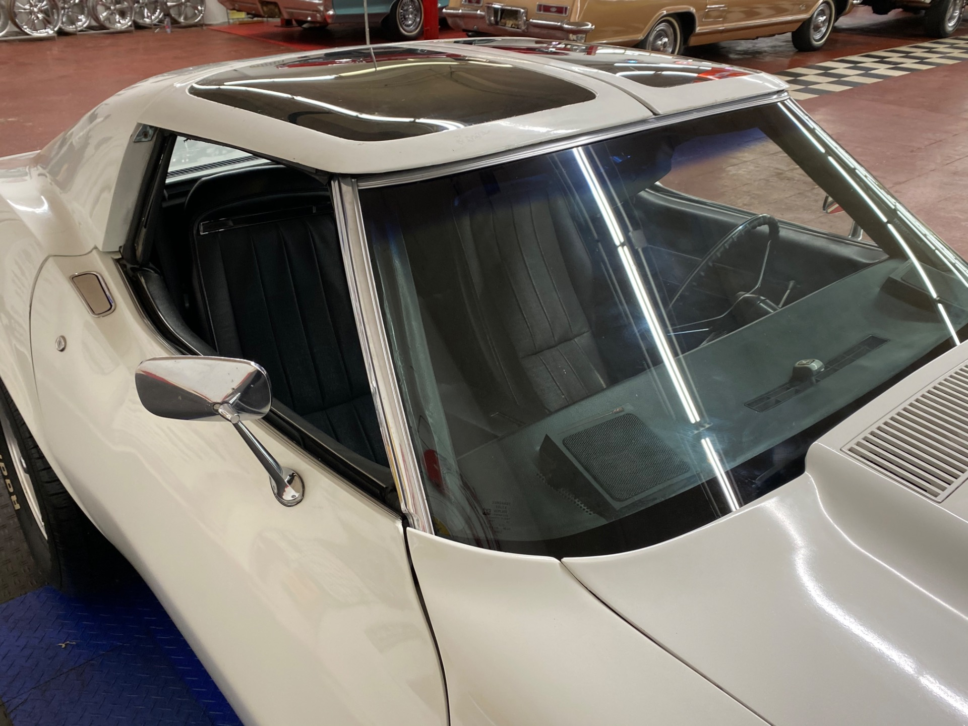 Used 1975 Chevrolet Corvette 4 SPEED TRANS T-TOPS SEE VIDEO | Mundelein, IL