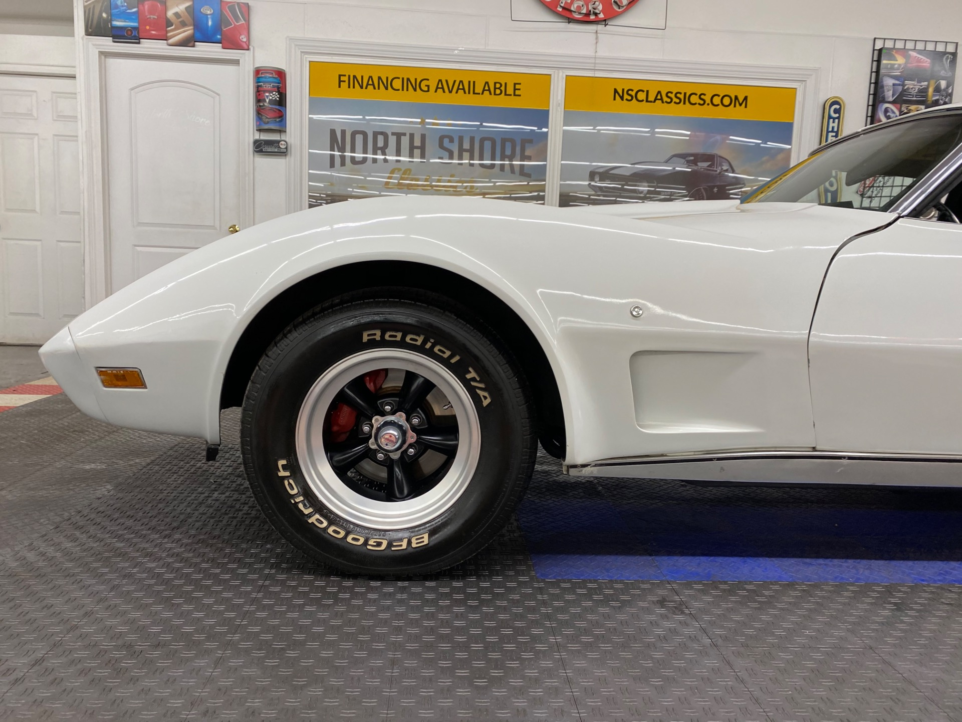 Used 1975 Chevrolet Corvette 4 SPEED TRANS T-TOPS SEE VIDEO   Mundelein, IL
