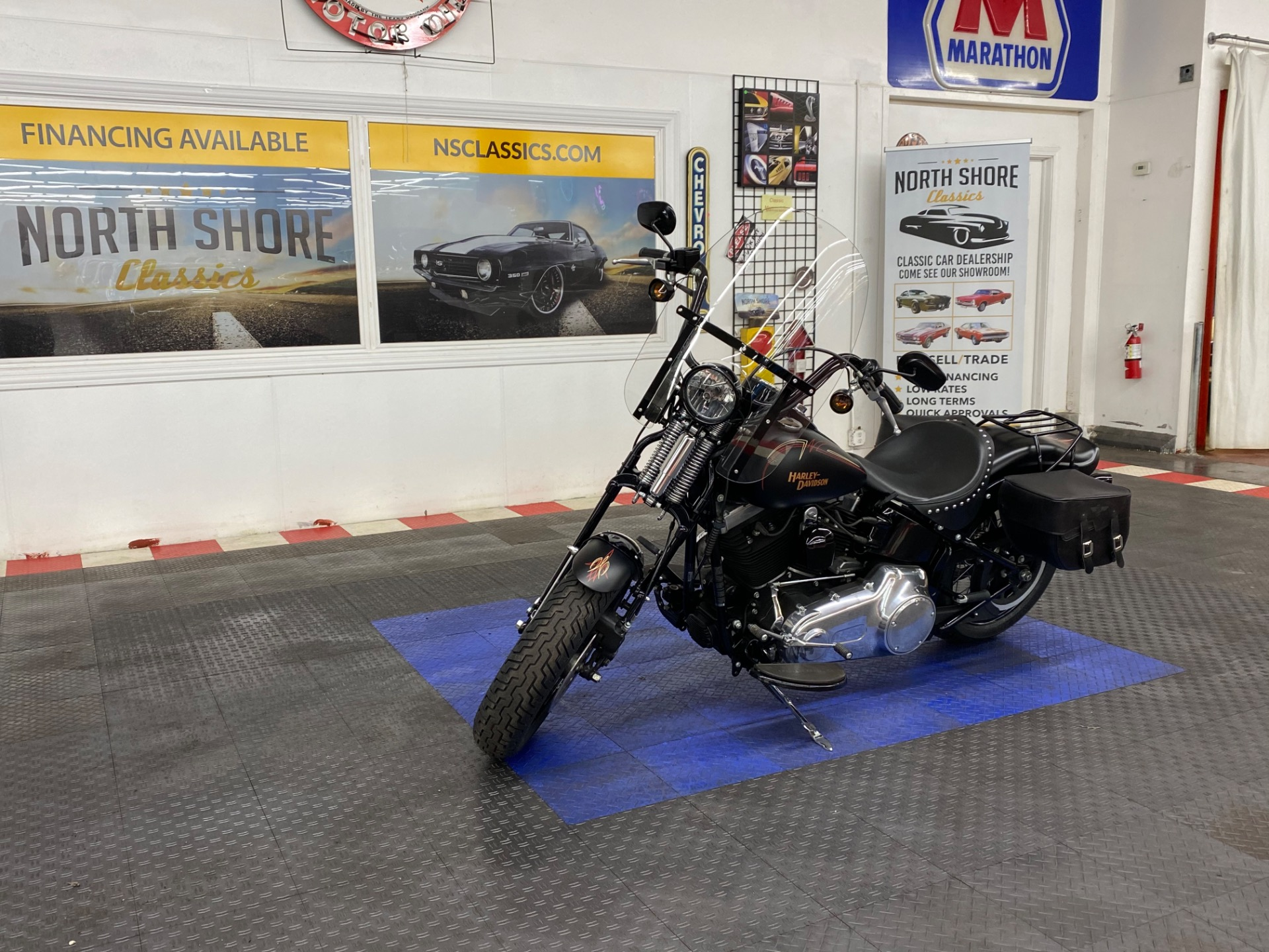 Used 2008 Harley Davidson FLSTB Cross Bones - SEE VIDEO - | Mundelein, IL
