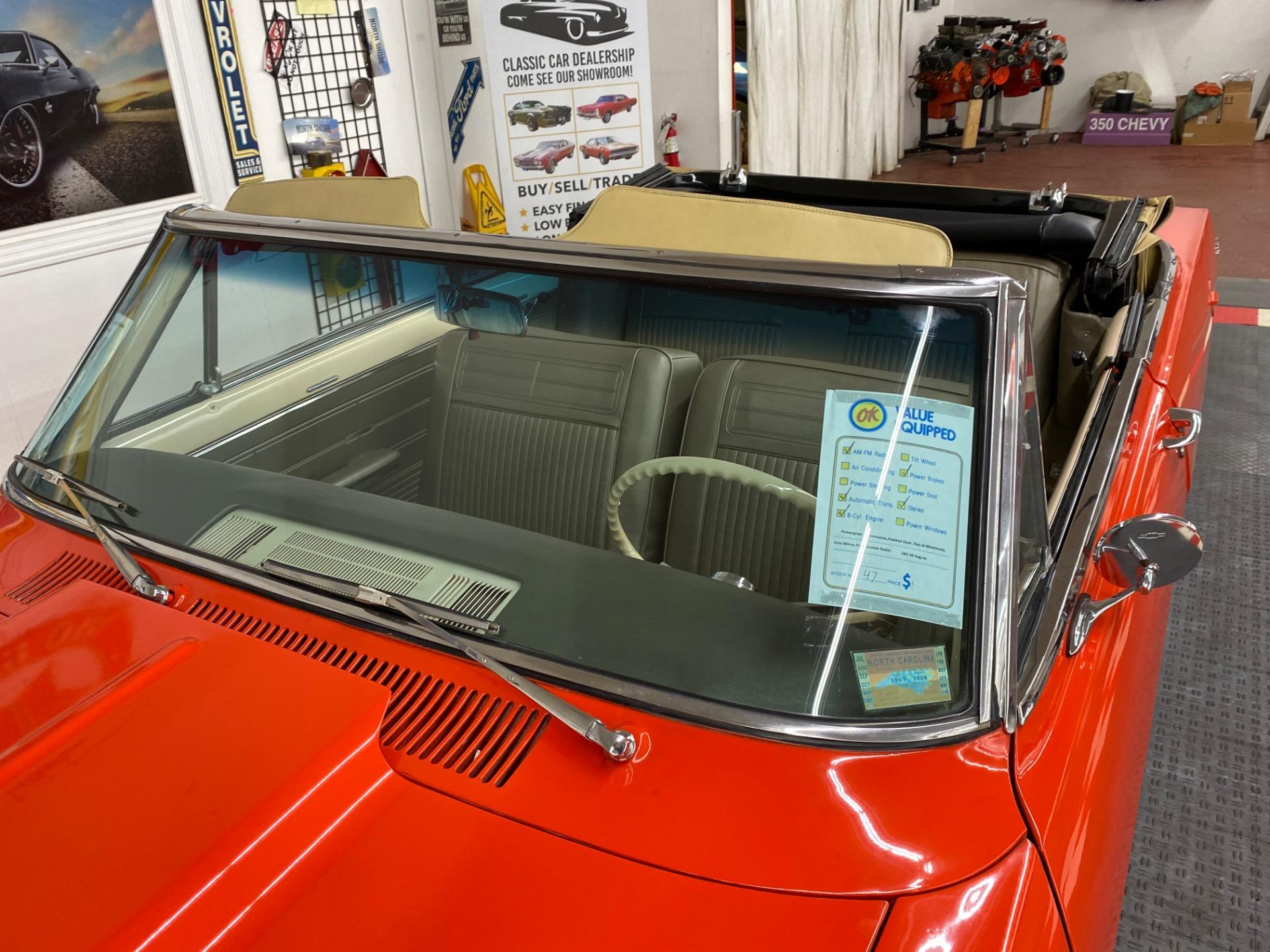 Used 1963 Chevrolet Nova - CONVERTIBLE - 283 V8 - AUTO TRANS - SEE VIDEO | Mundelein, IL