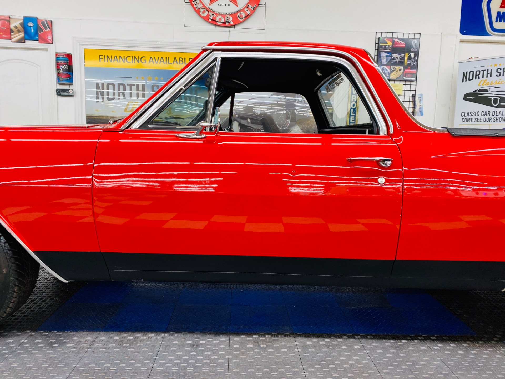 Used 1965 Chevrolet El Camino - 300HP 327 ENGINE - 700R4 TRANS - VERY CLEAN - SEE VIDEO | Mundelein, IL
