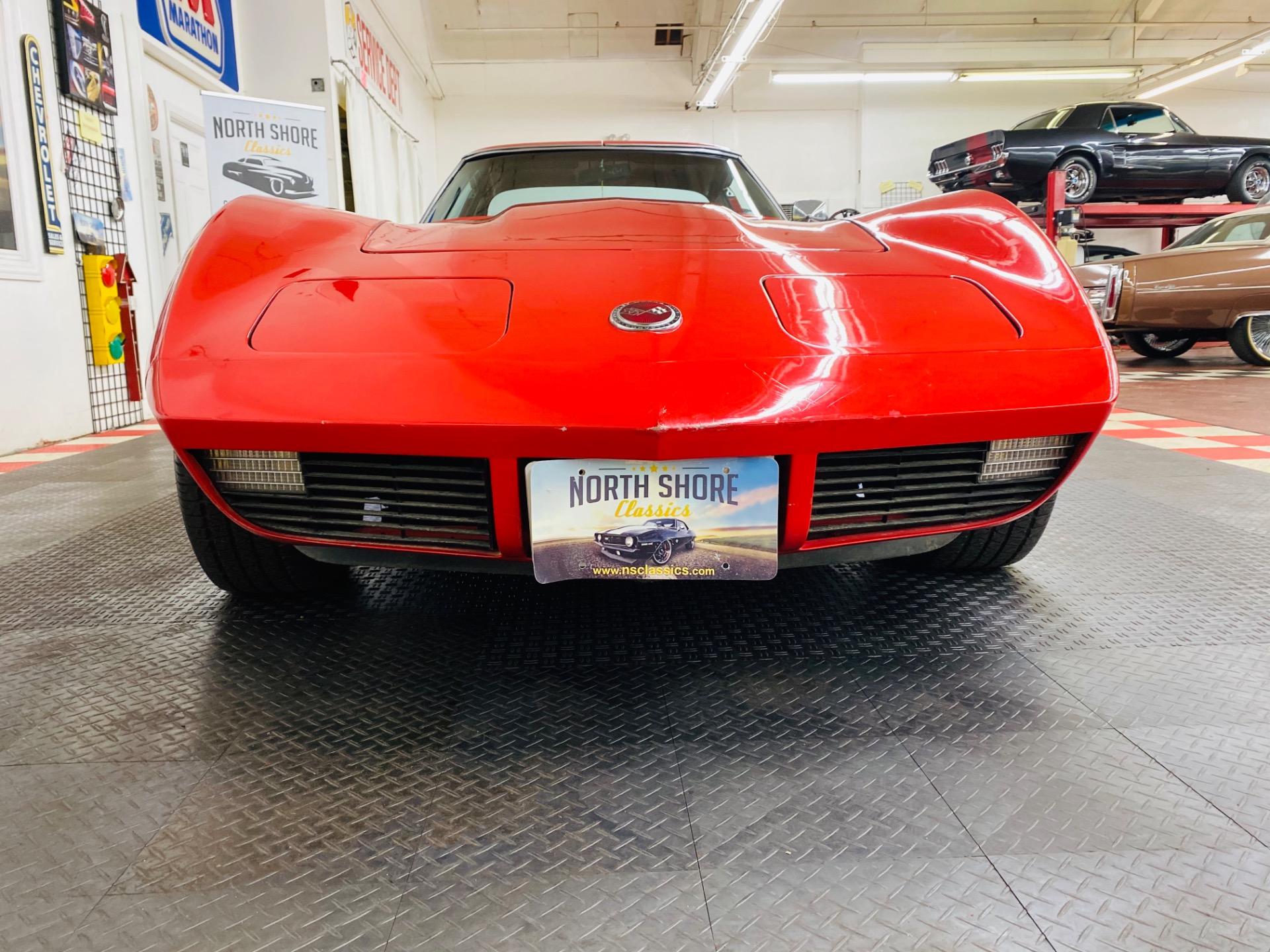 Used 1973 Chevrolet Corvette Stingray - SEE VIDEO | Mundelein, IL