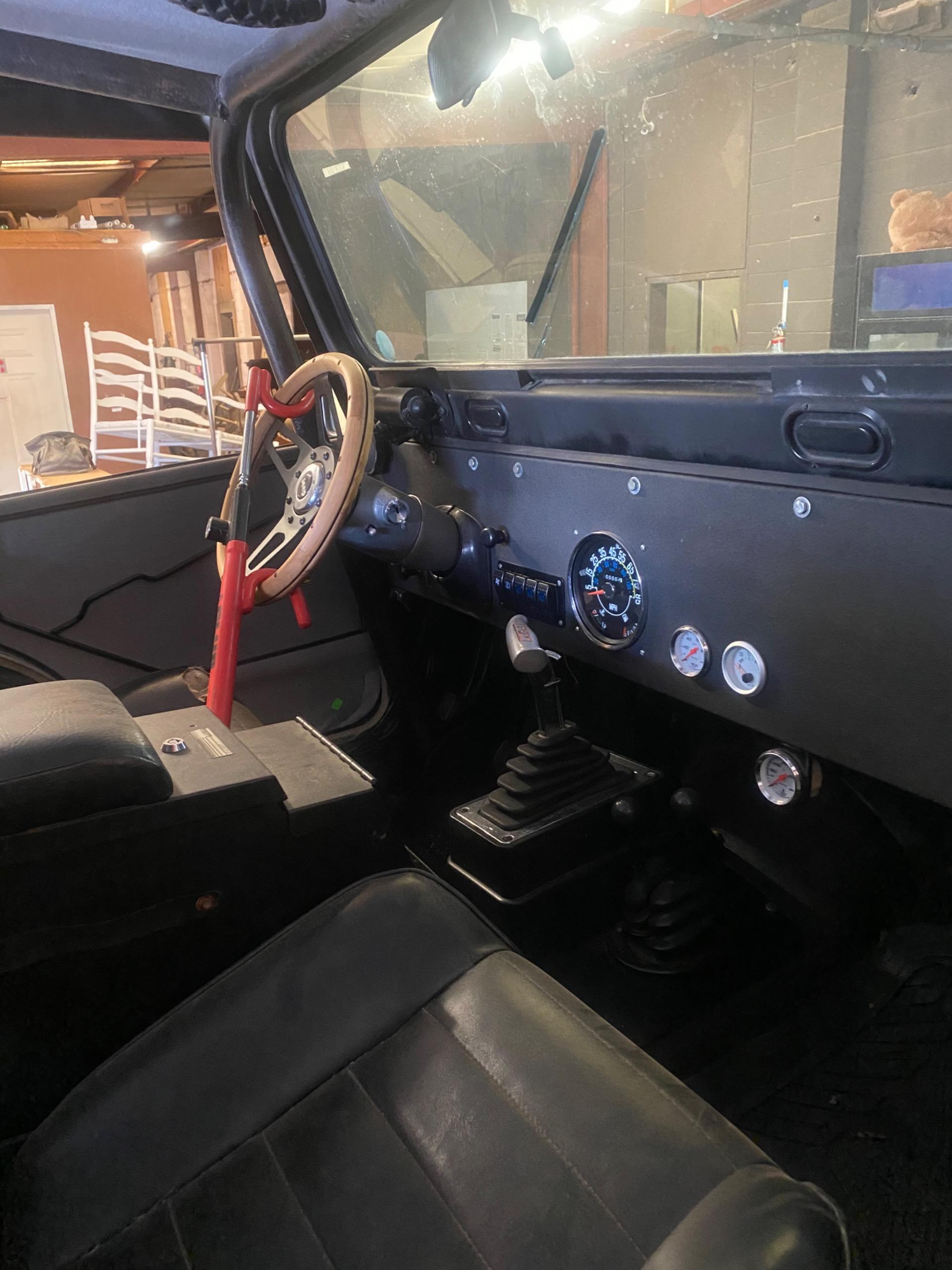 Used 1979 Jeep CJ -Nicely Restored | Mundelein, IL