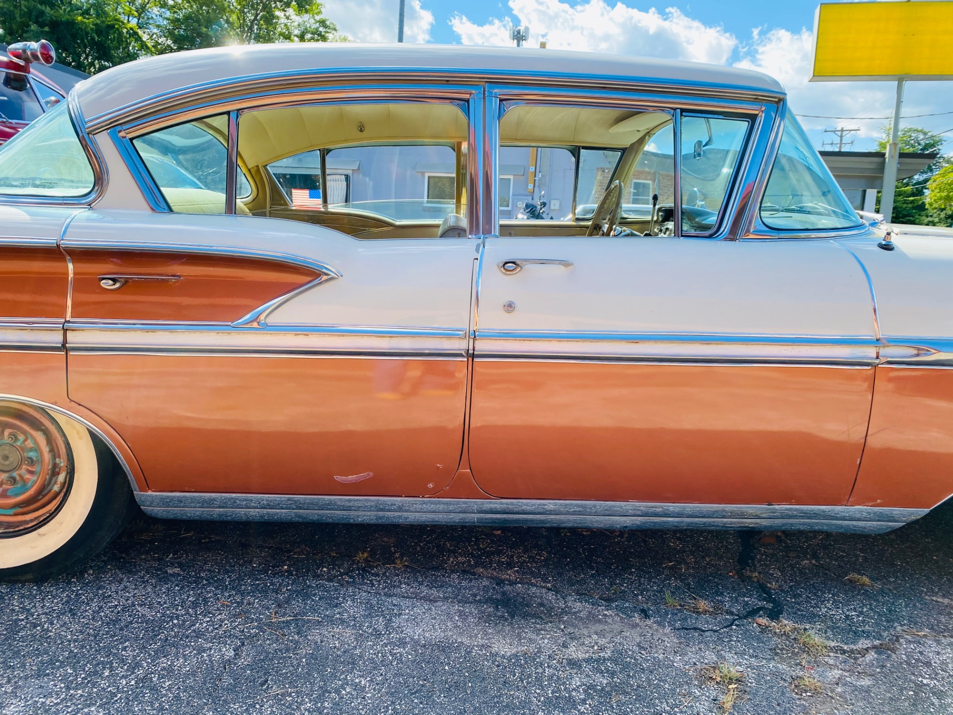 Used 1958 Chevrolet Bel Air - 4 DOOR SEDAN - 283 V8 ENGINE - | Mundelein, IL