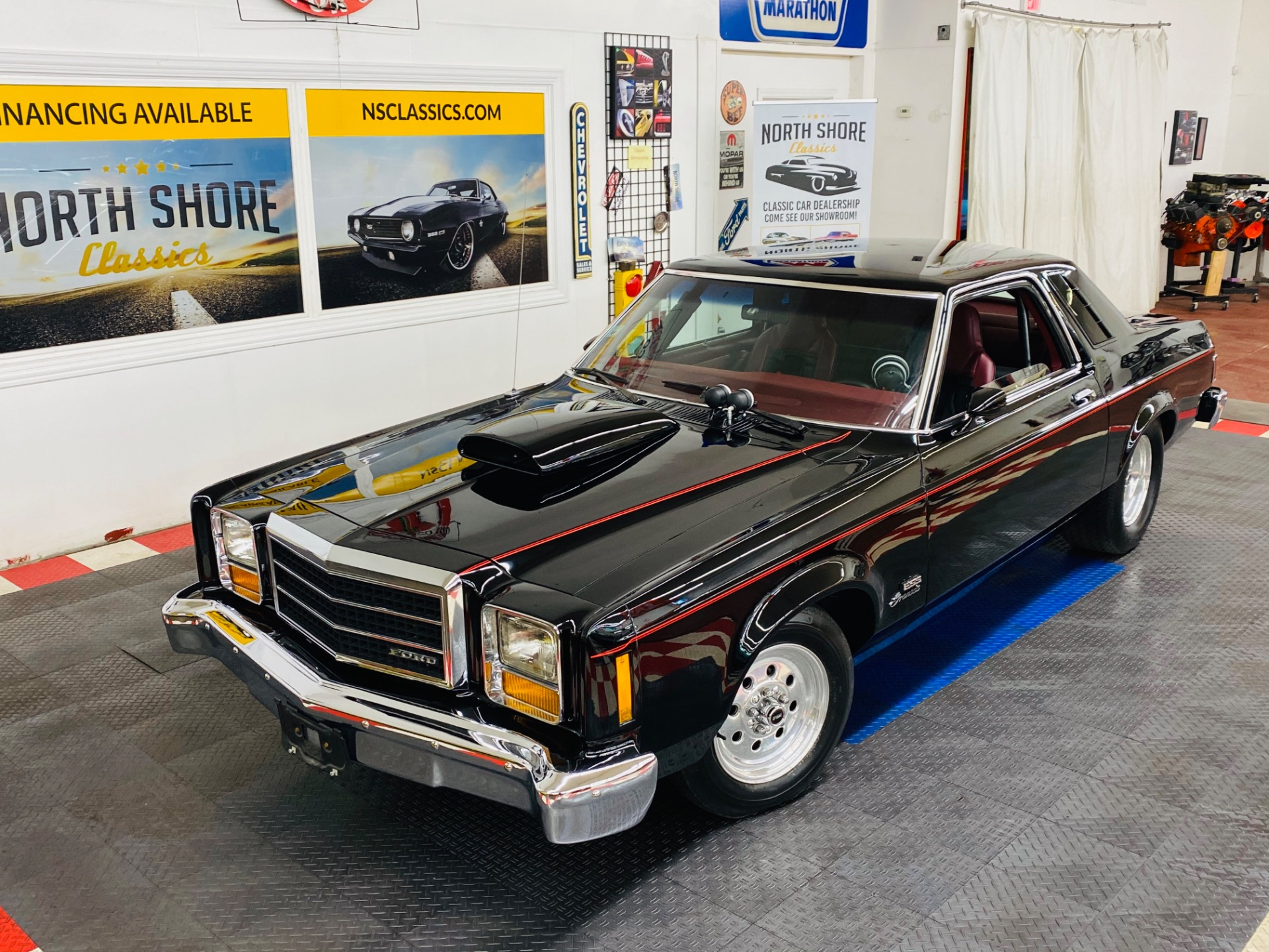 Used 1978 Ford Granada - ESS 351 V8 ENGINE - LOTS OF POWER - SUPER CLEAN BODY - SEE VIDEO | Mundelein, IL