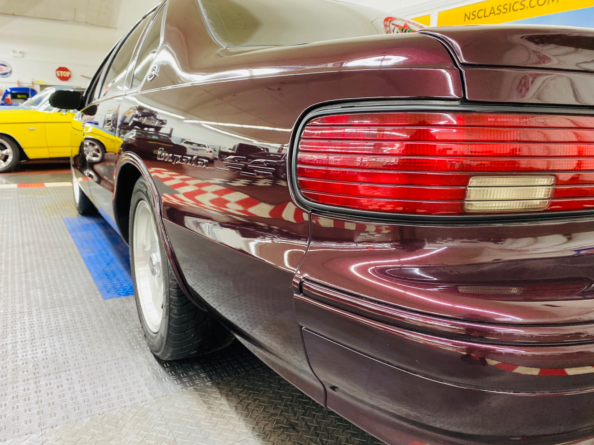 Used 1996 Chevrolet Impala -SS - VERY CLEAN BODY - LOW MILES - SEE VIDEO | Mundelein, IL