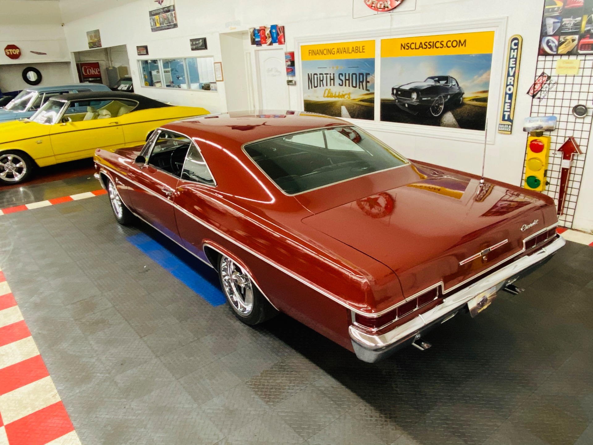Used 1966 Chevrolet Impala - VERY LOW ORIGINAL MILES - CLEAN SOUTHERN CAR - SEE VIDEO | Mundelein, IL