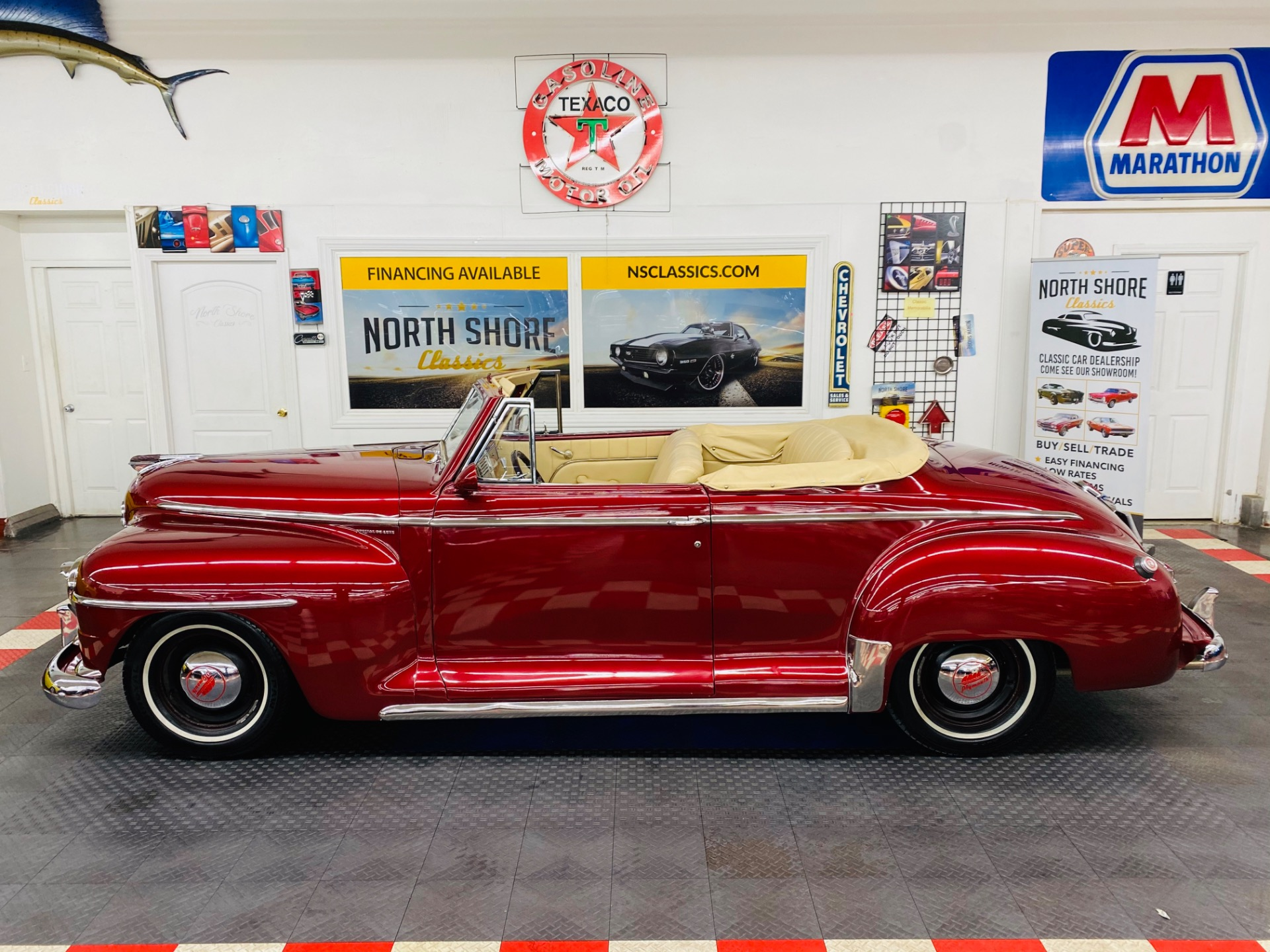 Used 1947 Plymouth Special Deluxe Convertible Street Rod ZZ4 Crate Motor - SEE VIDEO | Mundelein, IL