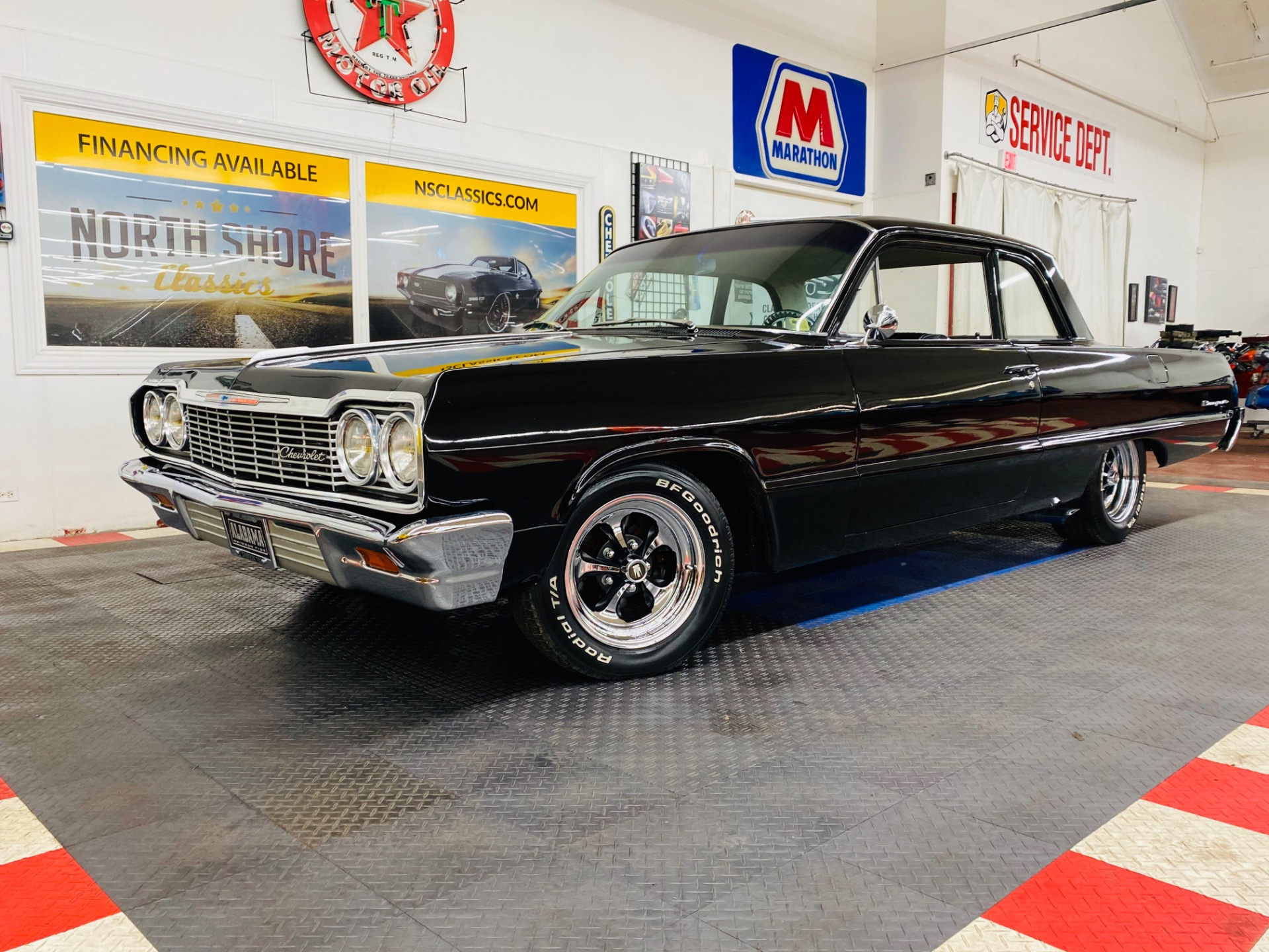 Used 1964 Chevrolet Biscayne - CLEAN SOUTHERN CLASSIC - 355 CRATE ENGINE - SEE VIDEO | Mundelein, IL