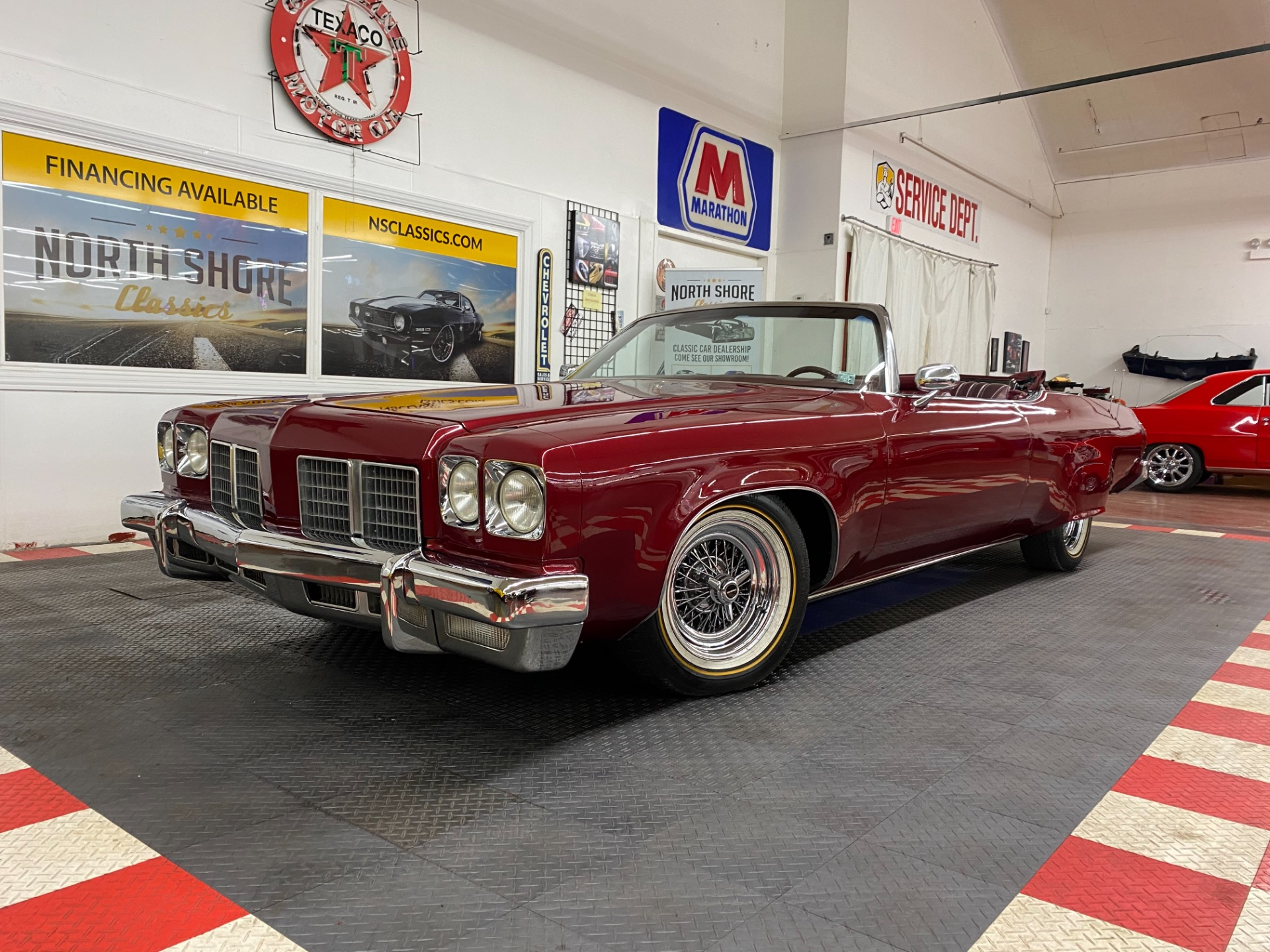 Used 1975 Oldsmobile Delta 88 Custom Convertible - SEE VIDEO - | Mundelein, IL