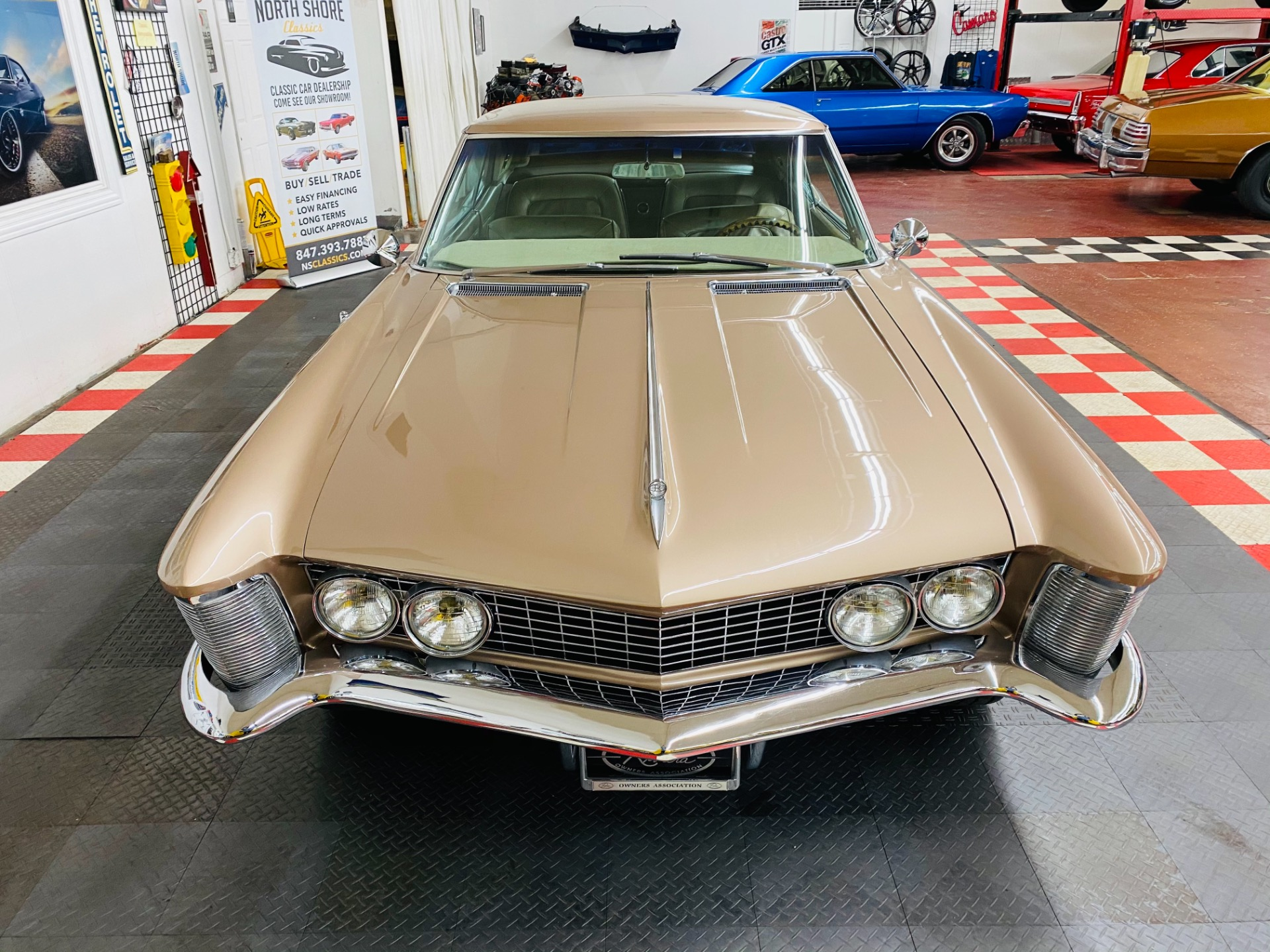 Used 1964 Buick Riviera - 425 WILDCAT ENGINE - HIGH QUALITY RESTORATION - SEE VIDEO | Mundelein, IL