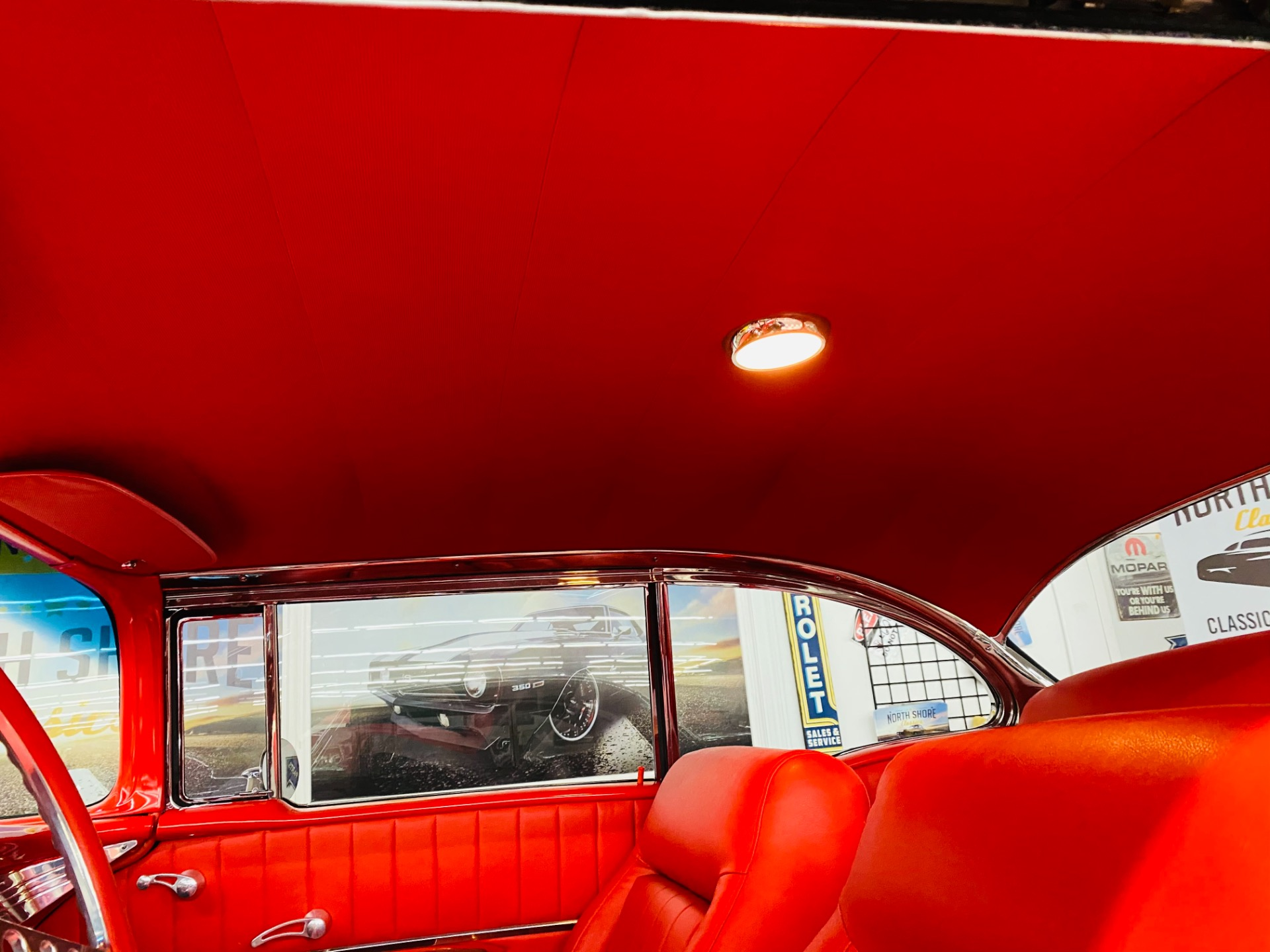 Used 1957 Chevrolet Bel Air Fuel Injected - SEE VIDEO -   Mundelein, IL