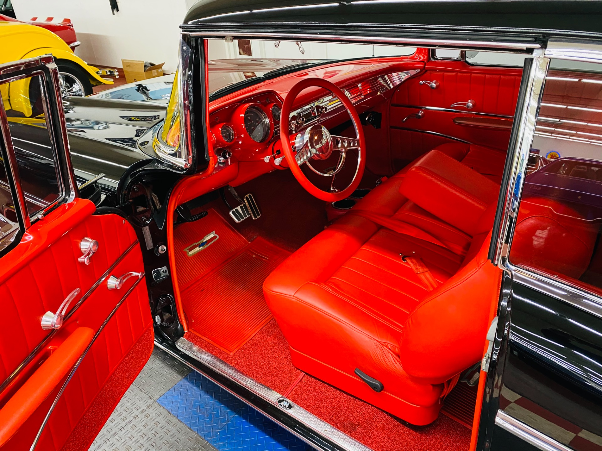Used 1957 Chevrolet Bel Air Fuel Injected - SEE VIDEO - | Mundelein, IL