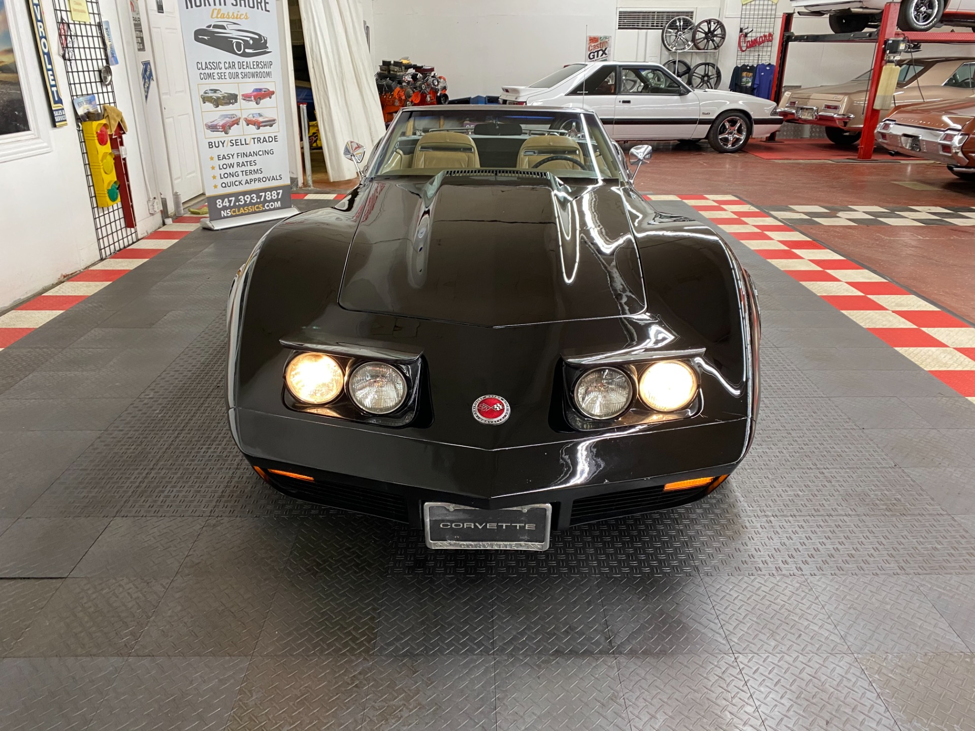 Used 1974 CHEVROLET CORVETTE CONVERTIBLE - SEE VIDEO - | Mundelein, IL