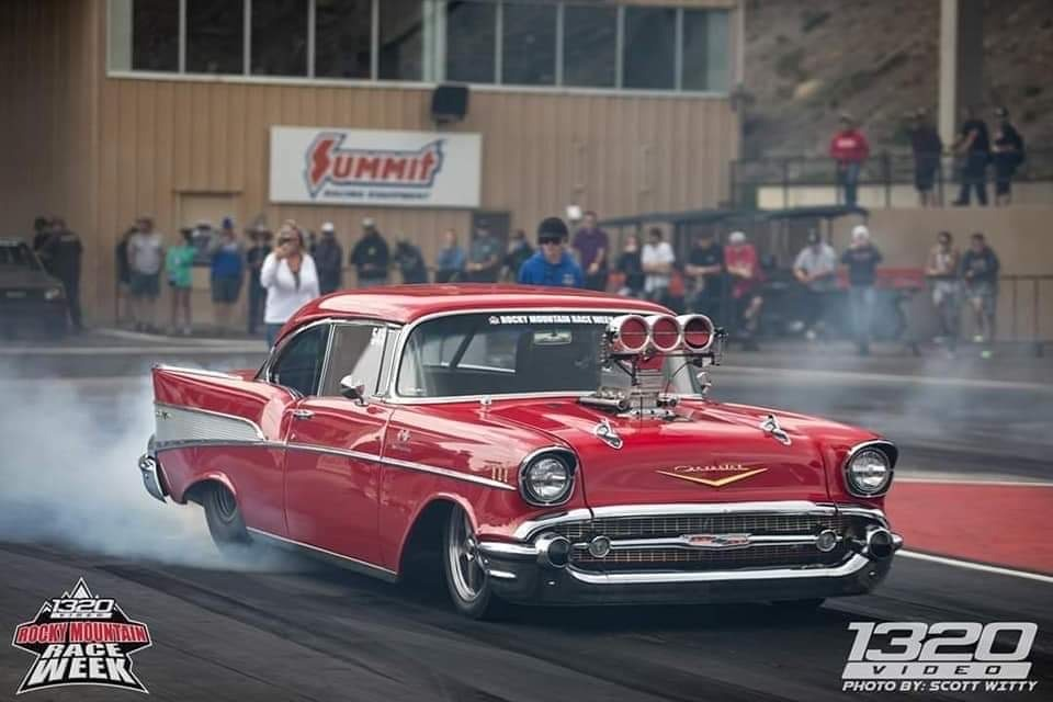Used 1957 Chevrolet Bel Air Fuel Injected - | Mundelein, IL