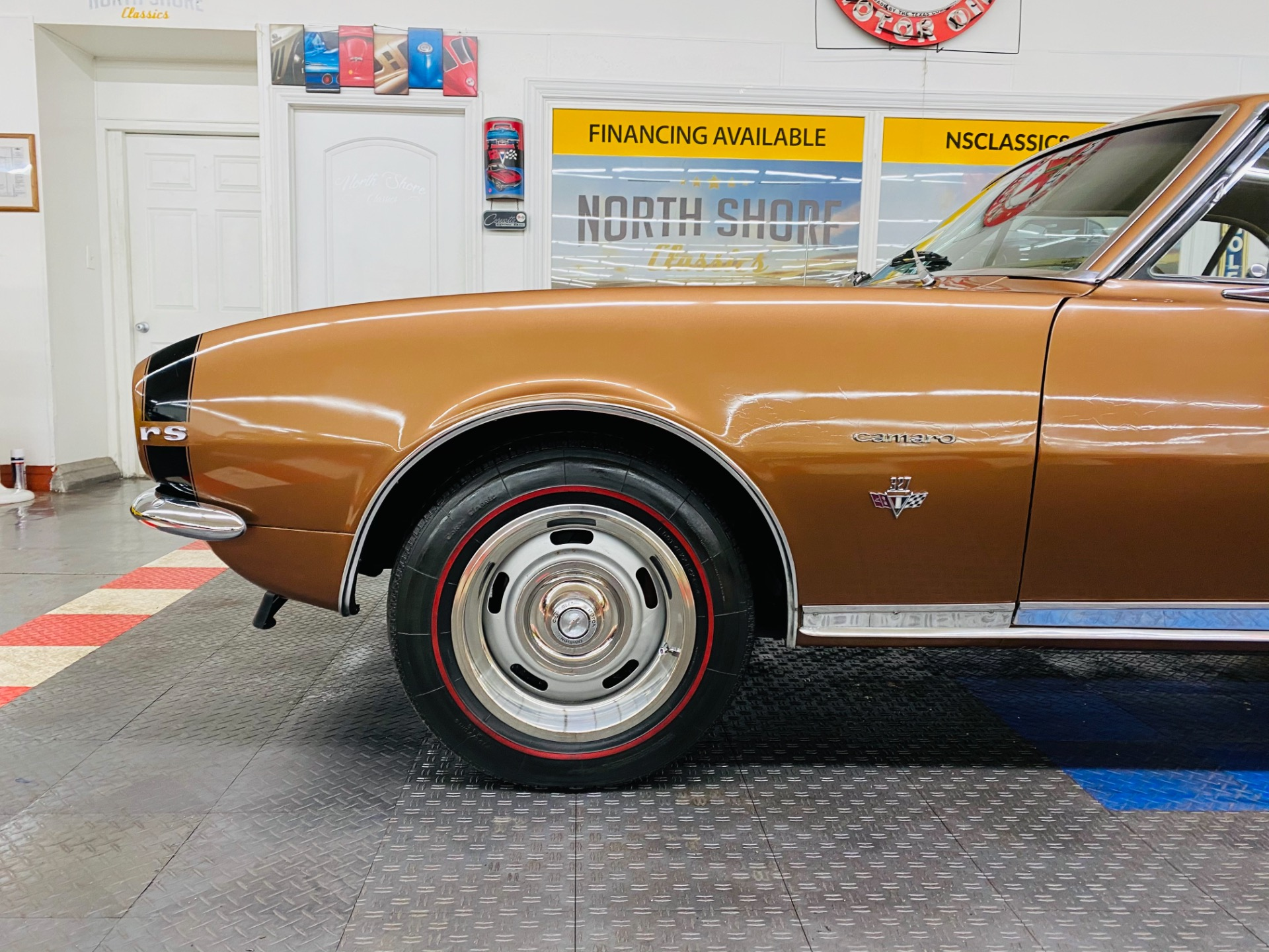 Used 1967 Chevrolet Camaro - RALLY SPORT - 327 ENGINE - SEE VIDEO | Mundelein, IL