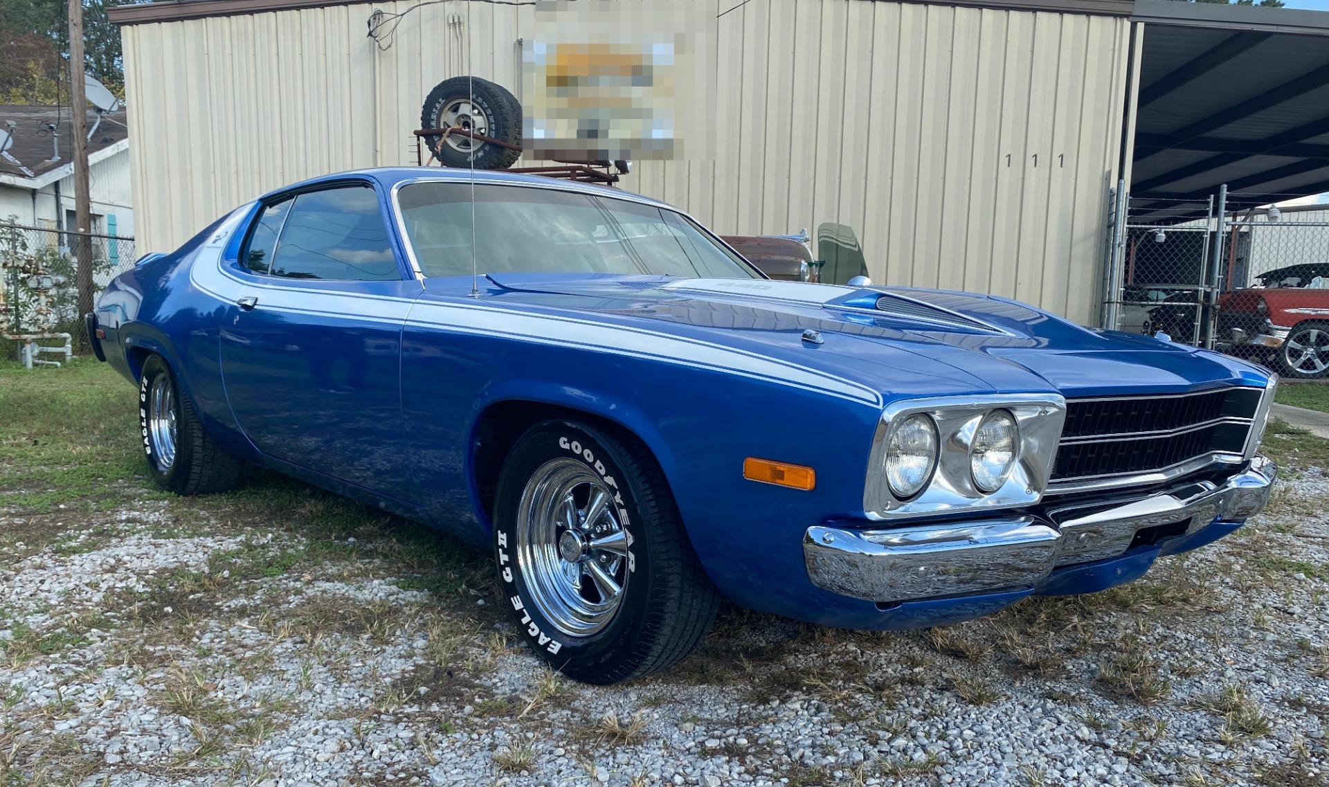 Used 1973 Plymouth Road Runner Big Block | Mundelein, IL