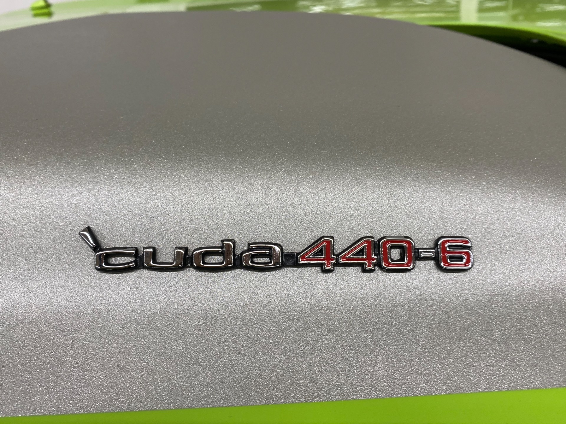 Used 1970 Plymouth Cuda - RARE SUB LIME GREEN - V CODE 440 3X2 - 4 SPEED - FENDER TAG - SEE VIDEO | Mundelein, IL