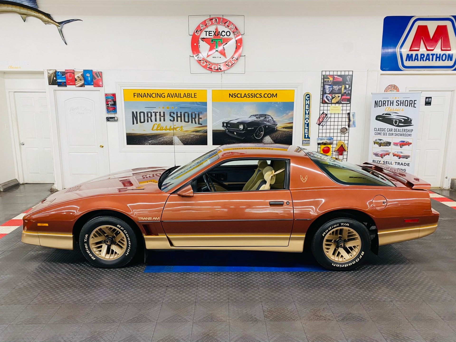 Used 1985 Pontiac Firebird - TRANS AM - 5 SPEED - 8,650 ORIGINAL MILES - SEE VIDEO | Mundelein, IL