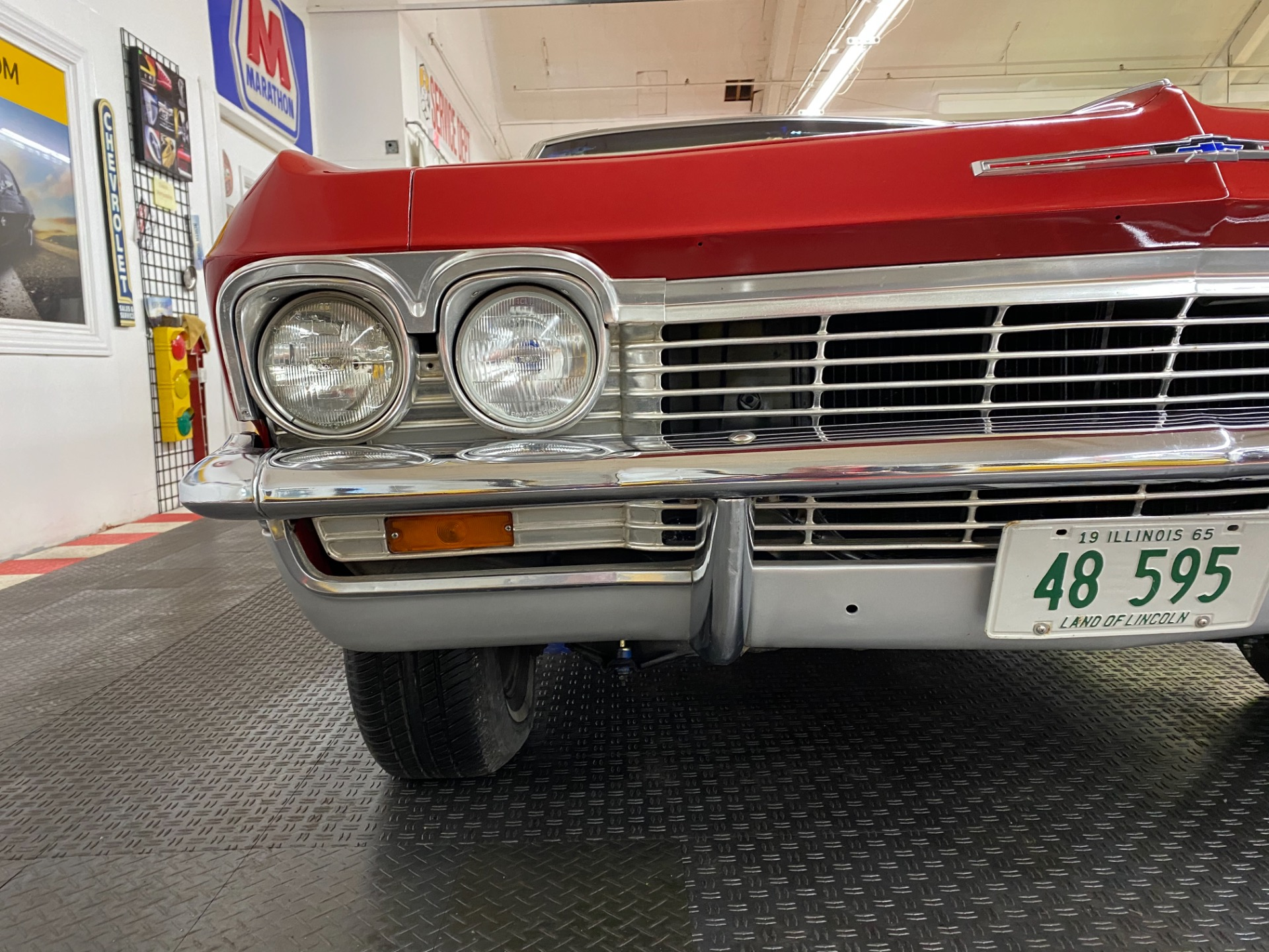 Used 1965 Chevrolet Impala - SUPER SPORT CONVERTIBLE - 454 C.I. ENGINE - 4 SPEED - SEE VIDEO | Mundelein, IL