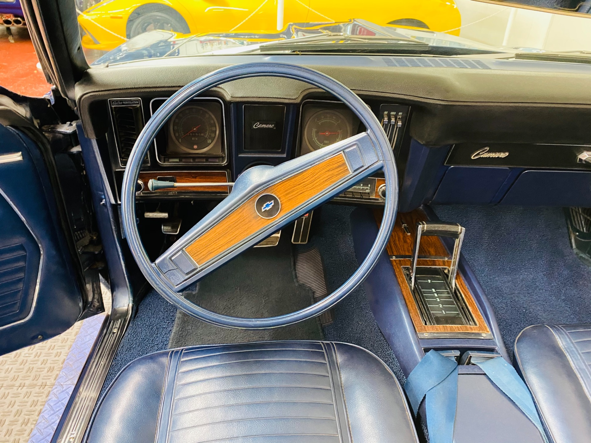Used 1969 Chevrolet Camaro - SUPER SPORT CONVERTIBLE TRIBUTE  - FACTORY DUSK BLUE - SEE VIDEO   Mundelein, IL