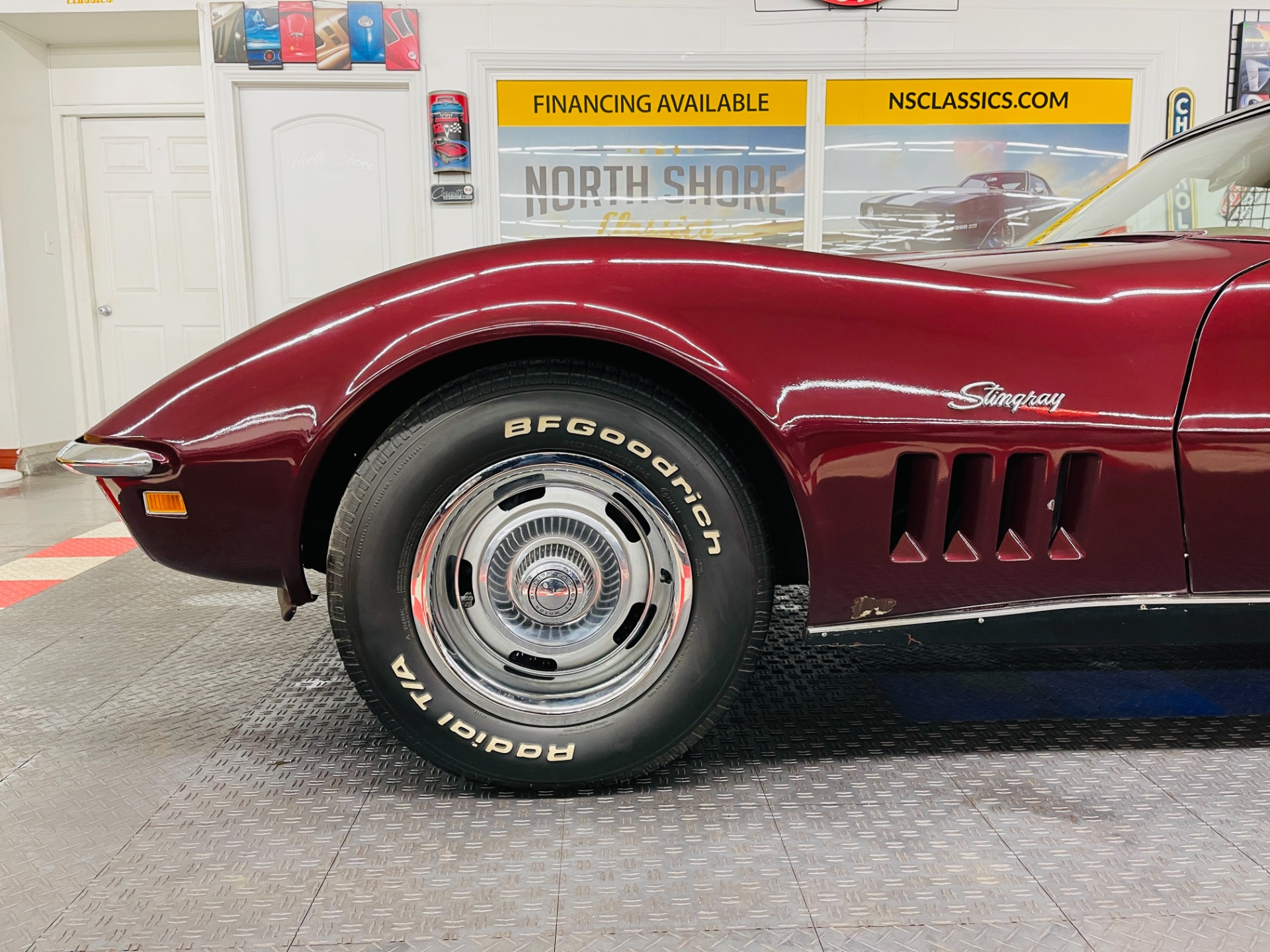 Used 1968 Chevrolet Corvette - 390 HP NUMBERS MATCHING ENGINE - 4 SPEED MANUAL - SEE VIDEO | Mundelein, IL
