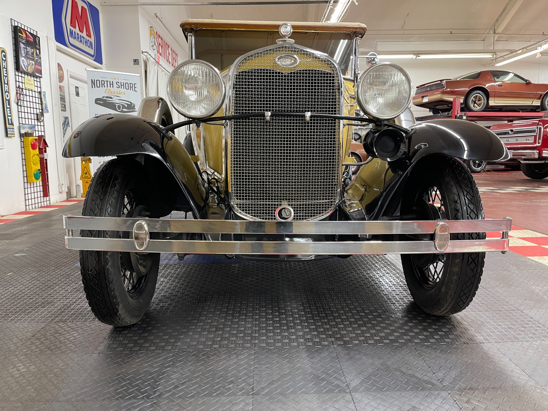 Used 1931 Ford Model A - ROADSTER - HIGH QUALITY RESTORATION - SEE VIDEO - | Mundelein, IL