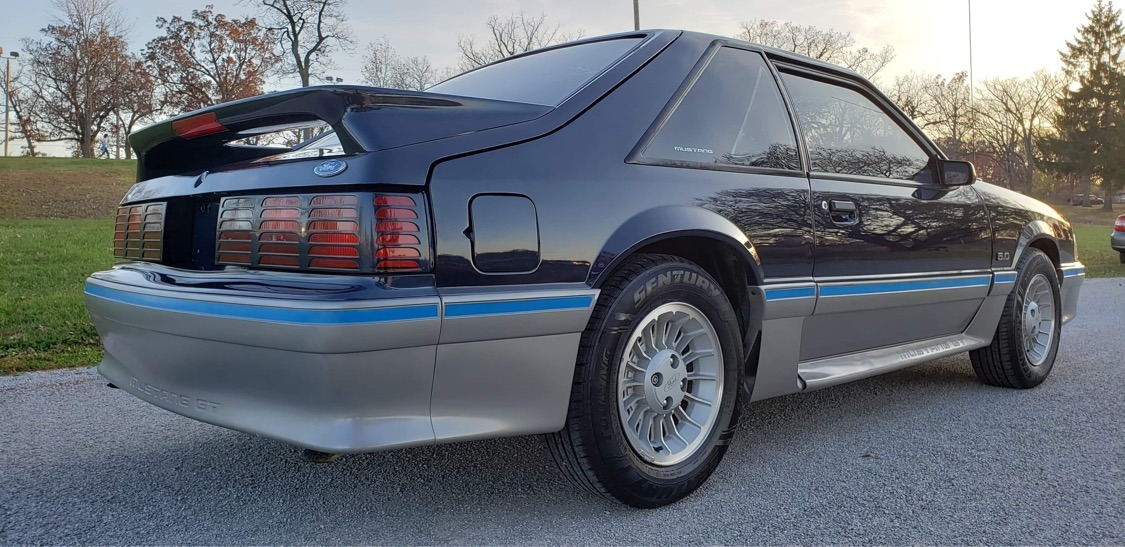 Used 1988 Ford Mustang - GT - 5 SPEED MANUAL TRANS - LOW MILES - VERY CLEAN - SEE VIDEO | Mundelein, IL