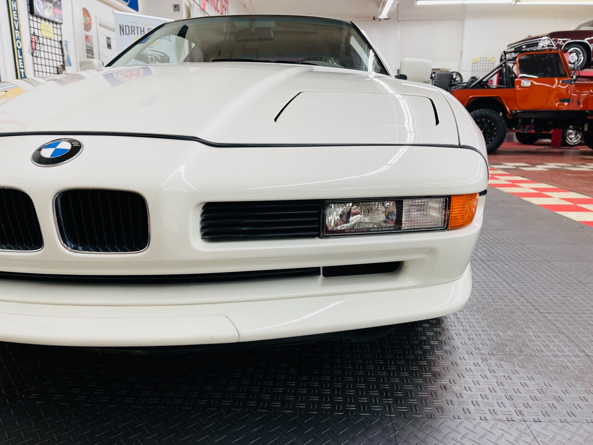 Used 1993 BMW 850 CI -VERY CLEAN CAR - SUPER LOW MILES - SEE VIDEO - | Mundelein, IL