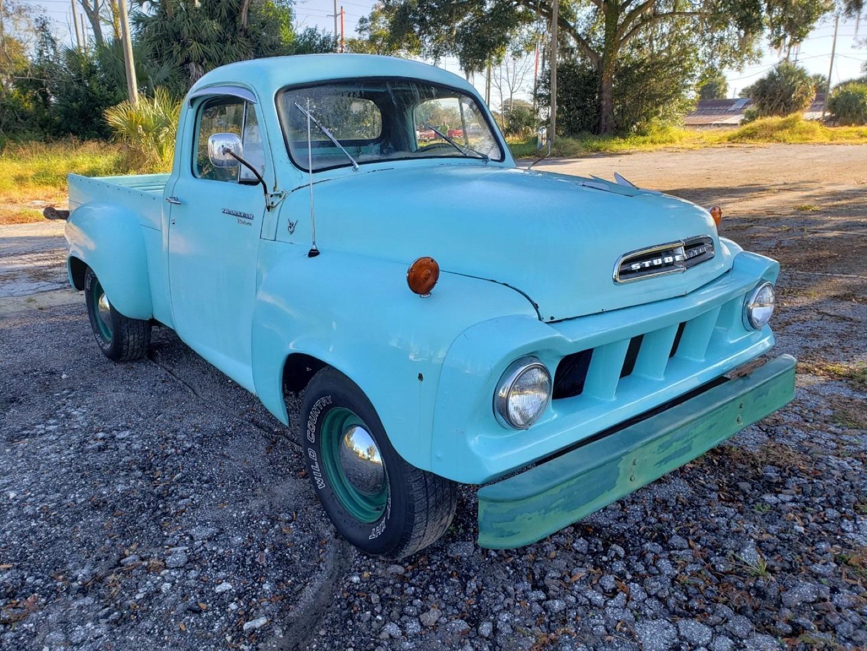 Used 1957 Studebaker Transtar Deluxe Pickup  | Mundelein, IL