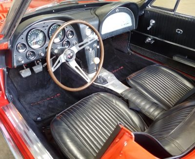 Used 1963 Chevrolet Corvette Stingray Convertible - | Mundelein, IL