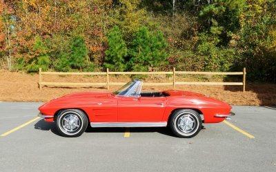 Used 1963 Chevrolet Corvette Stingray Convertible - | Mundelein, IL