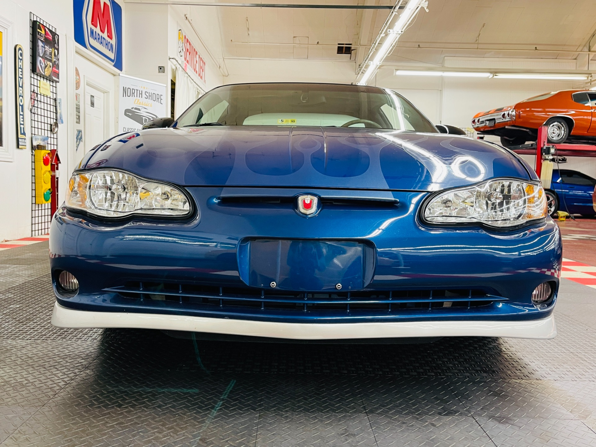 Used 2003 Chevrolet Monte Carlo - SUPER SPORT - JEFF GORDON EDITION - LOW MILES - SEE VIDEO | Mundelein, IL