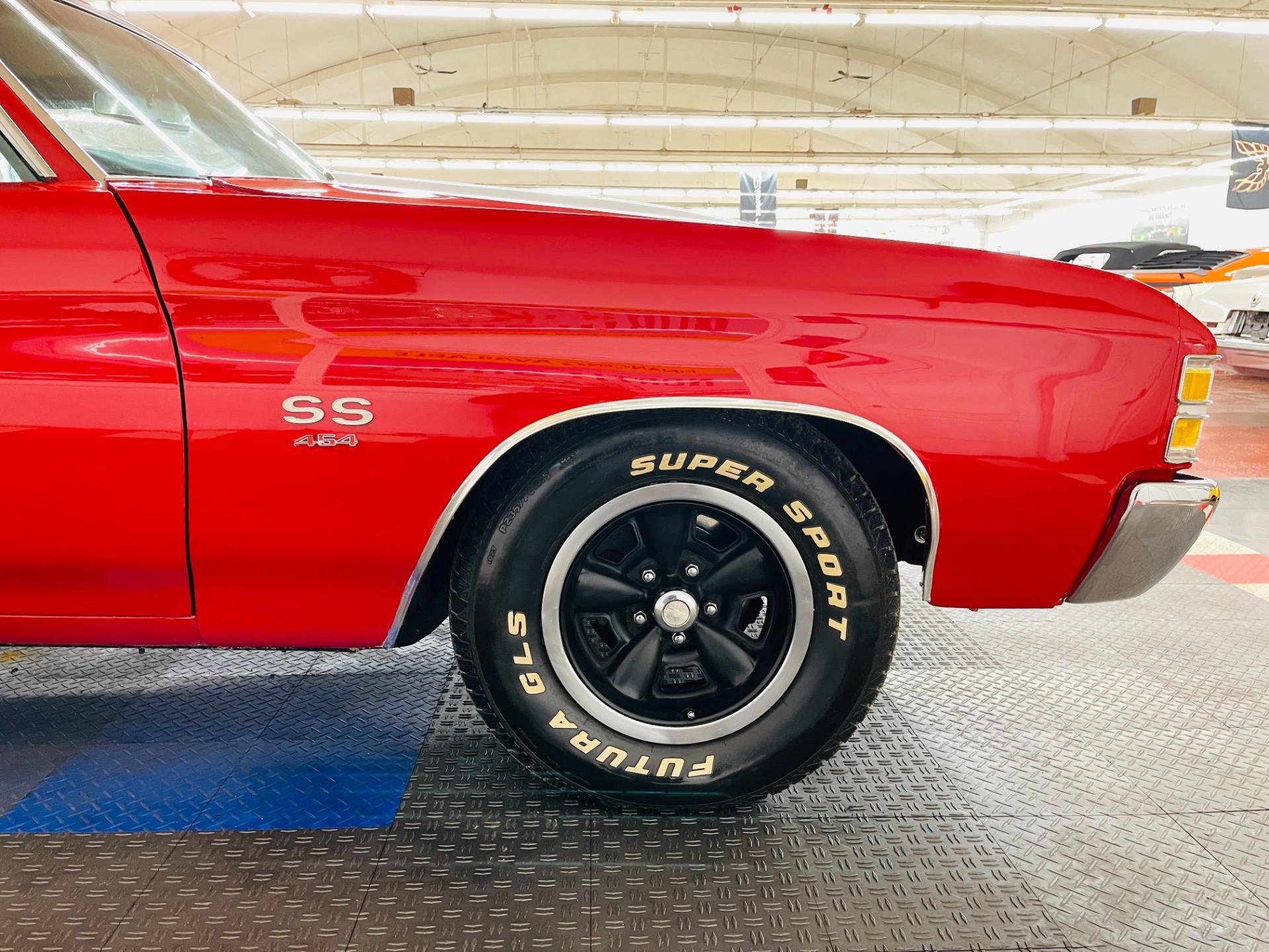 Used 1971 Chevrolet Chevelle - SUPER SPORT - LS5 454 - 4 SPEED - SEE VIDEO - | Mundelein, IL