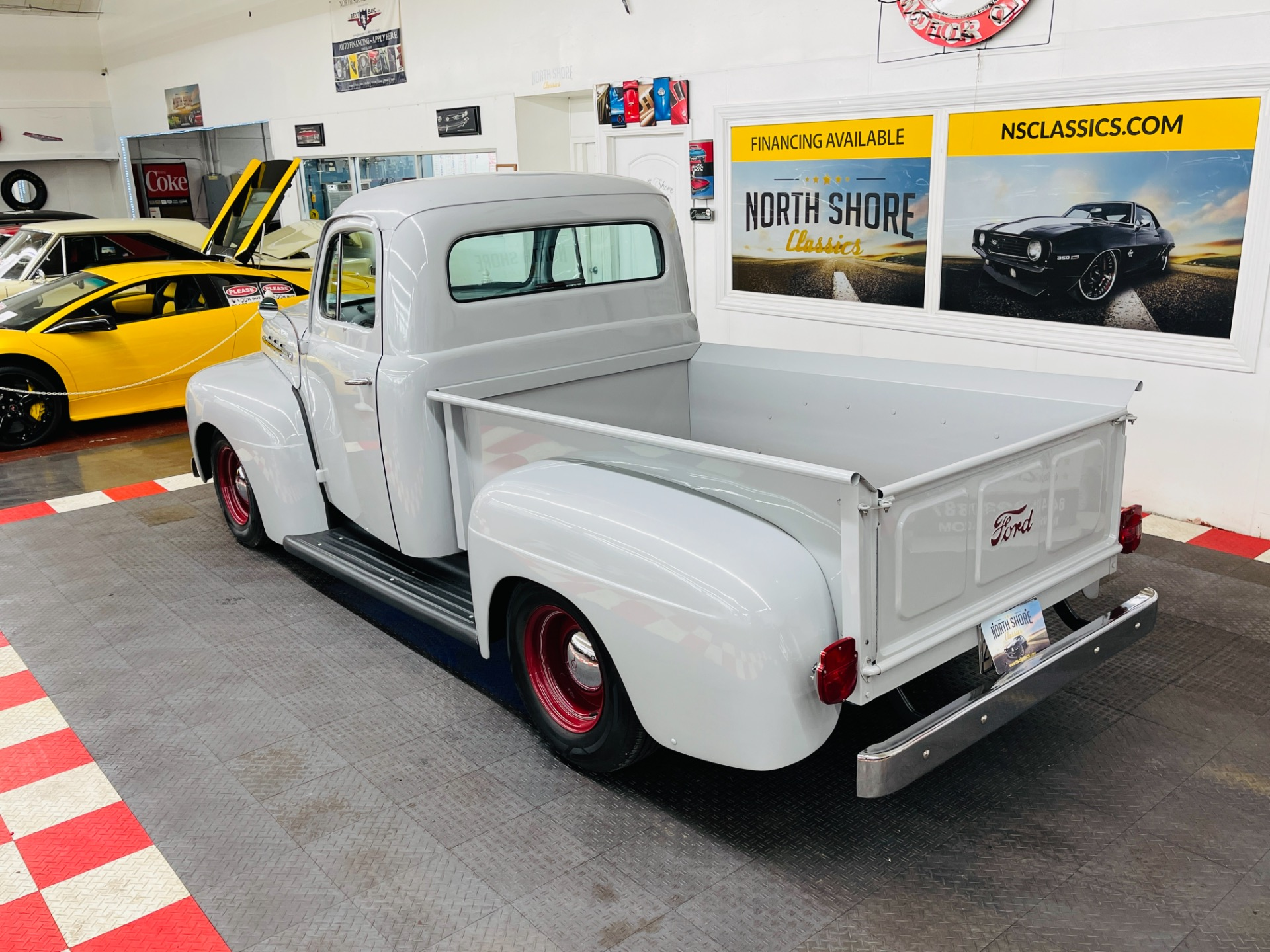 Used 1951 Ford Pickup - F1 - BIG BLOCK CHEVY - HIGH QUALITY BUILD - SEE VIDEO - | Mundelein, IL