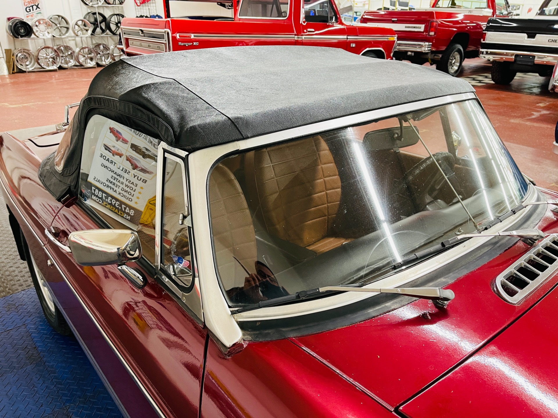 Used 1980 MG MGB - TOURER CONVERTIBLE - SEE VIDEO - | Mundelein, IL