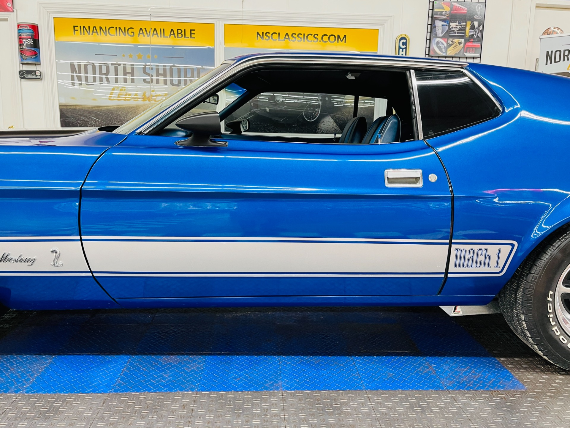 Used 1973 Ford Mustang - MACH 1 - 351 ENGINE - DRIVES GREAT - SEE VIDEO - | Mundelein, IL