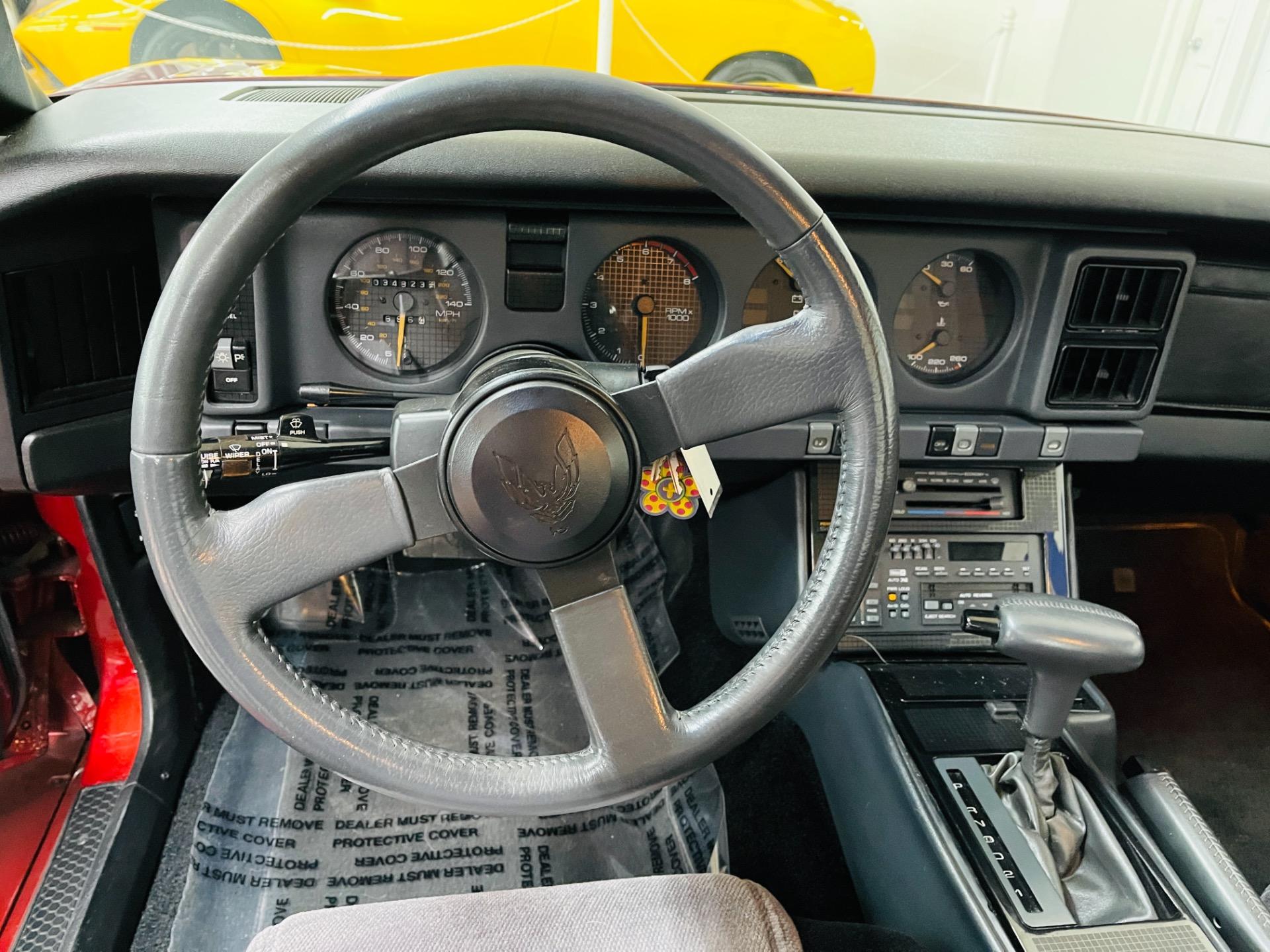 Used 1986 PONTIAC FIREBIRD TRANS AM - SEE VIDEO | Mundelein, IL