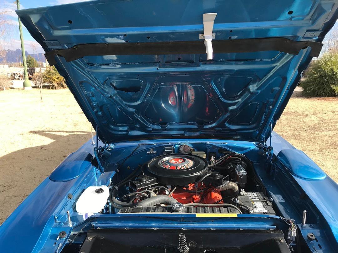 Used 1970 PLYMOUTH SUPERBIRD (B5 BLUE)  | Mundelein, IL