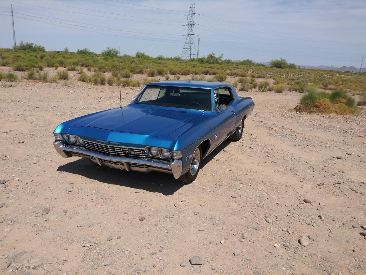 Used 1968 Chevrolet Impala - Super Sport - Custom Coupe - | Mundelein, IL