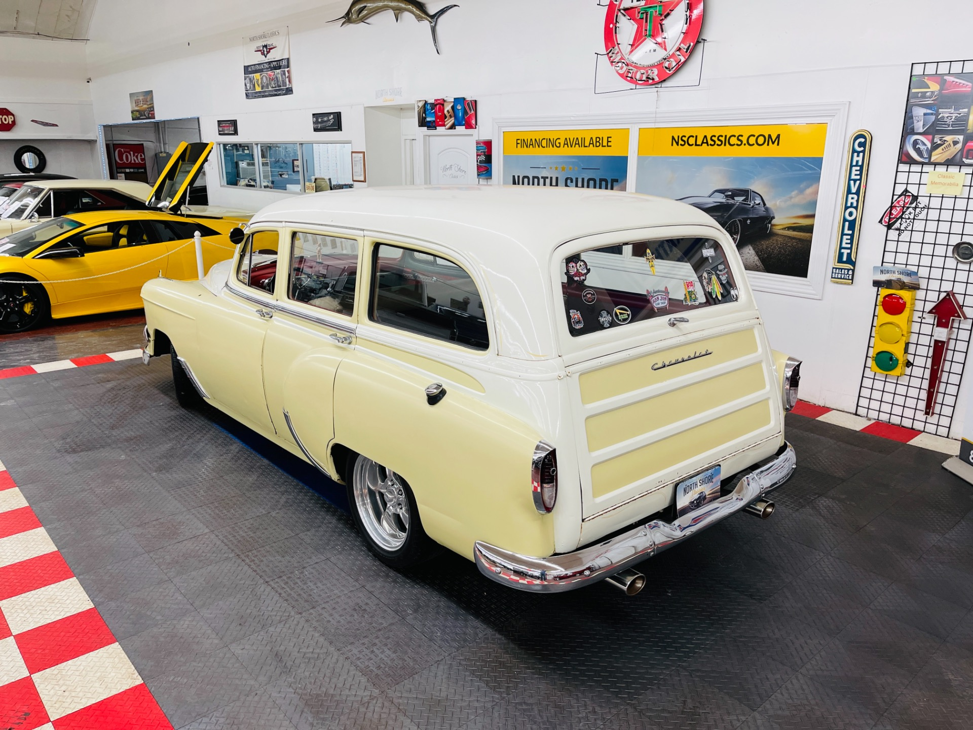 Used 1954 Chevrolet 150 - 4 DOOR WAGON - 350 TPI ENGINE - 700R4 OVERDIVE TRANS - | Mundelein, IL
