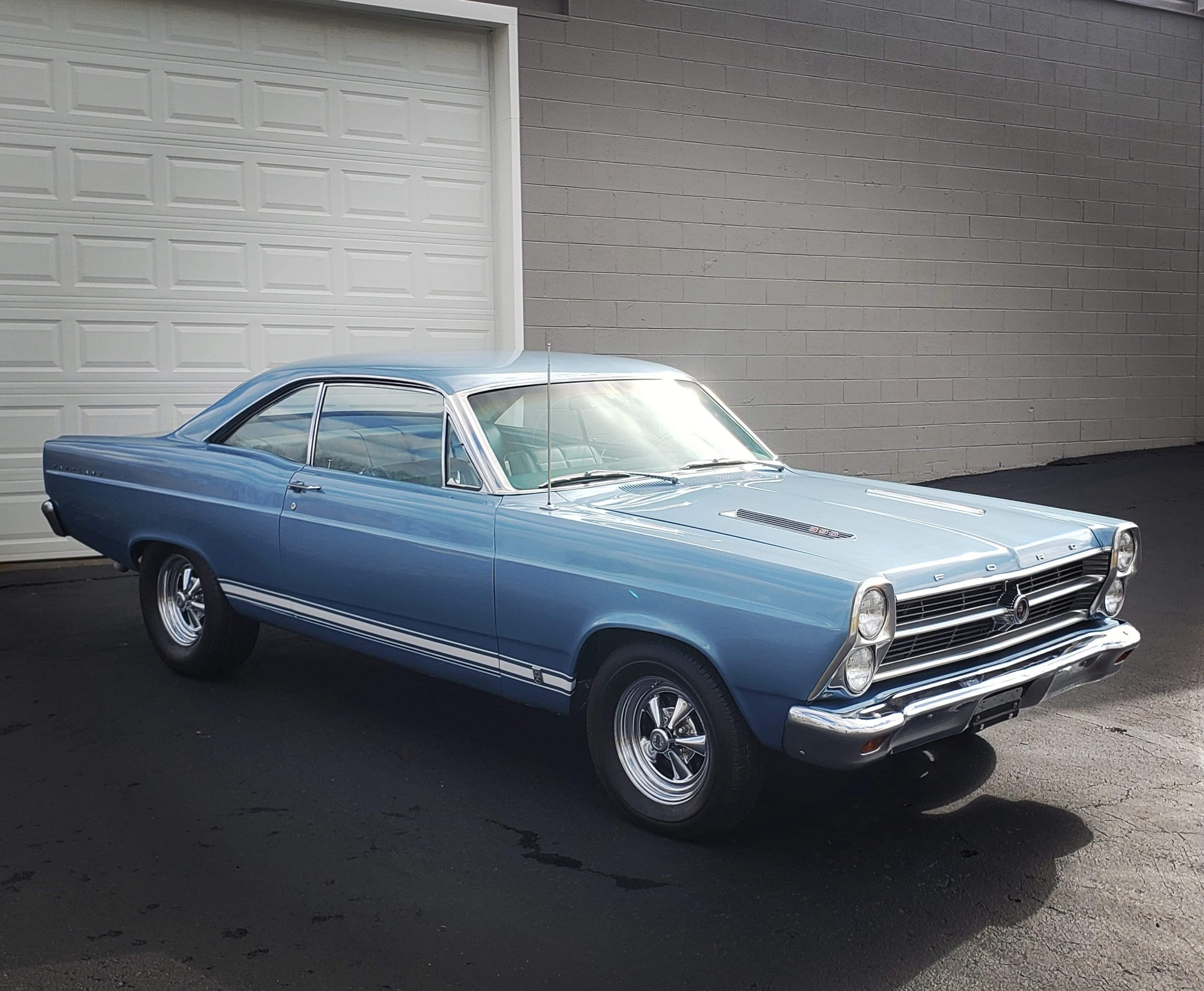 Used 1966 Ford Fairlane - S CODE GTA - 390 ENGINE - SUPER CLEAN - SEE VIDEO - | Mundelein, IL