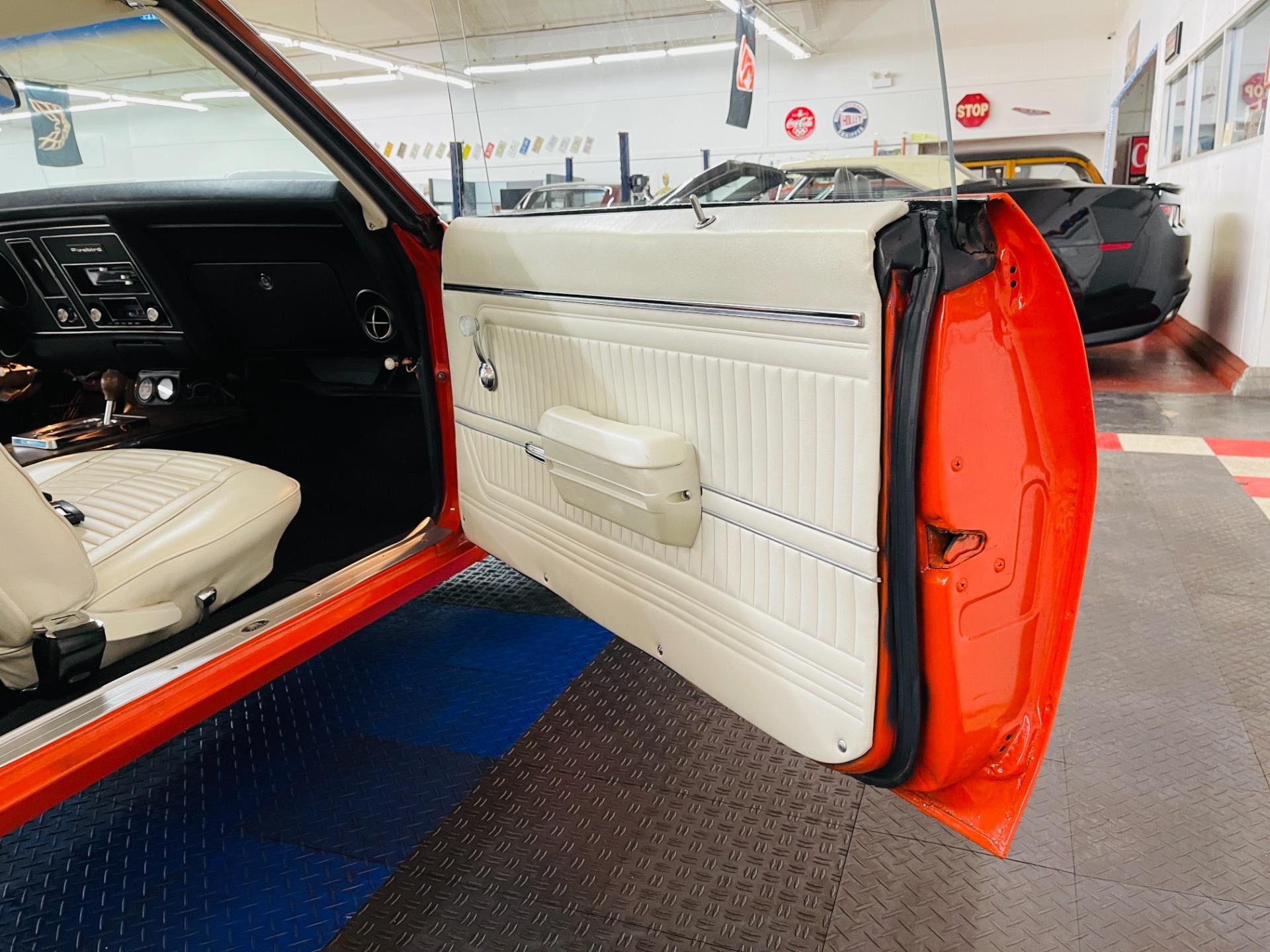 Used 1969 Pontiac Firebird - CAROUSEL RED - PARCHMENT INTERIOR - SEE VIDEO - | Mundelein, IL