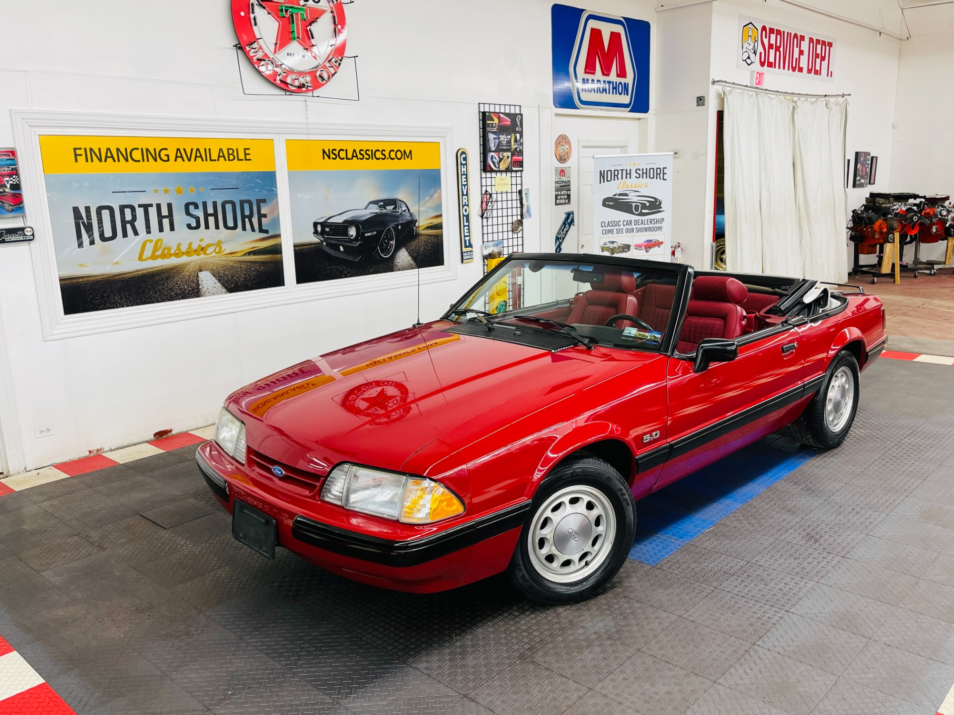 Used 1989 Ford Mustang LX 5.0 - SEE VIDEO - | Mundelein, IL