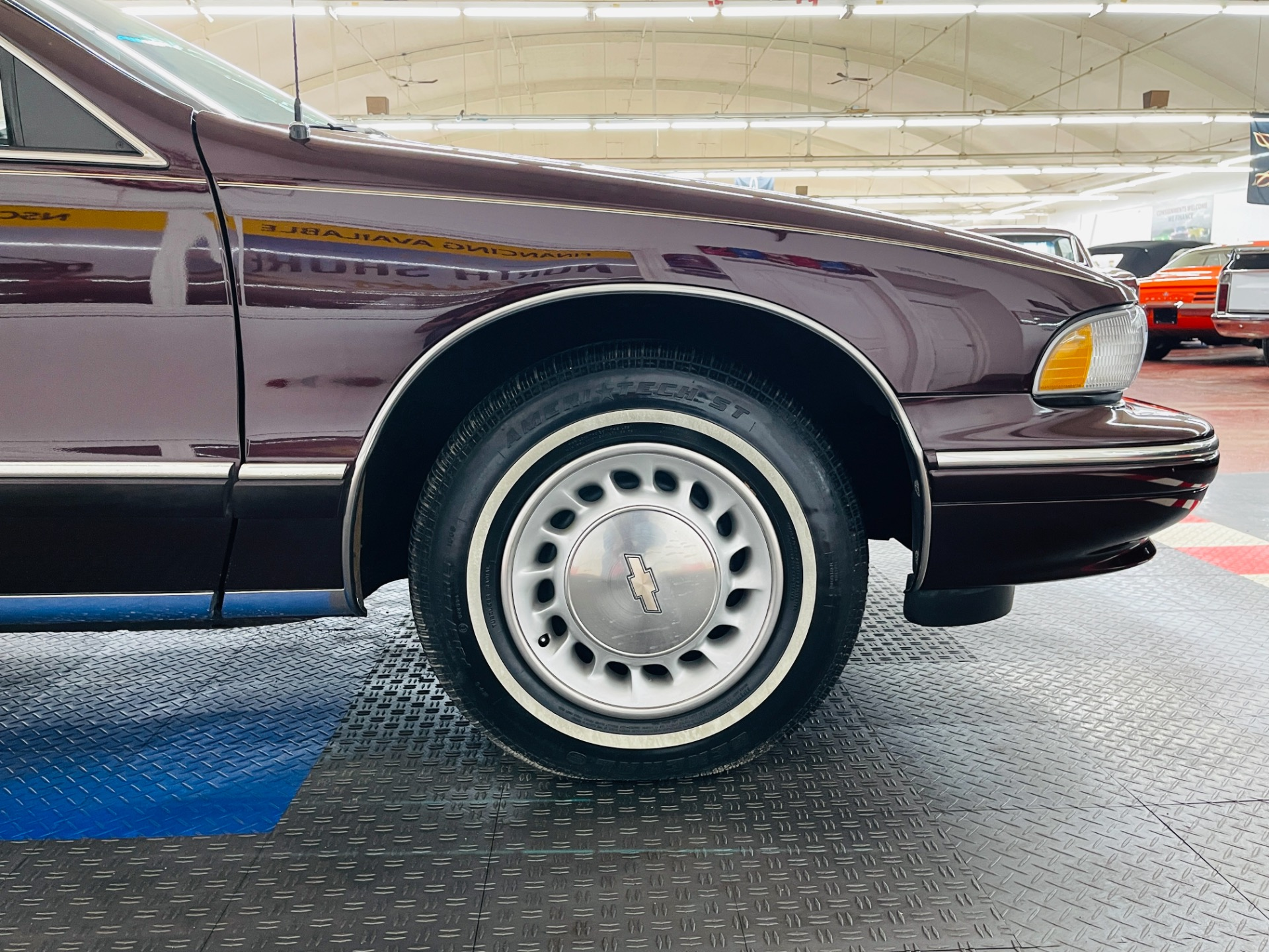 Used 1994 Chevrolet Caprice - ONE FAMILY OWNED SINCE NEW - LIKE NEW CONDITION - SEE VIDEO - | Mundelein, IL