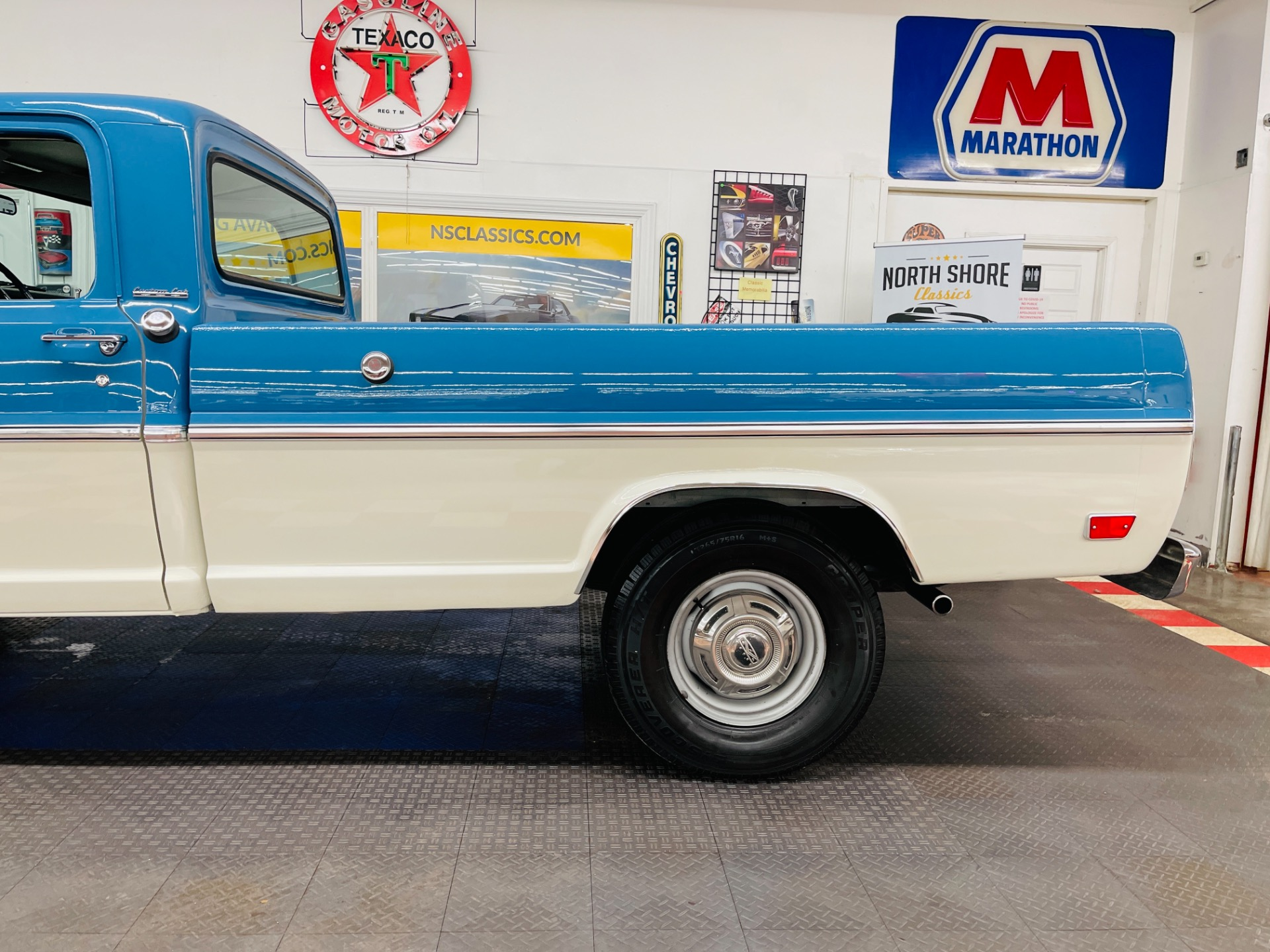 Used 1968 Ford Pickup - F-250 CAMPER SPECIAL RANGER - SUPER CLEAN - SEE VIDEO - | Mundelein, IL