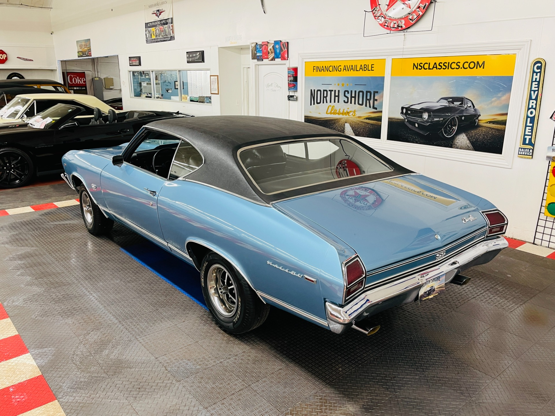 Used 1969 Chevrolet Chevelle - 396 BBC ENGINE - AUTO TRANS - CLEAN SOUTHERN BODY - SEE VIDEO -   Mundelein, IL