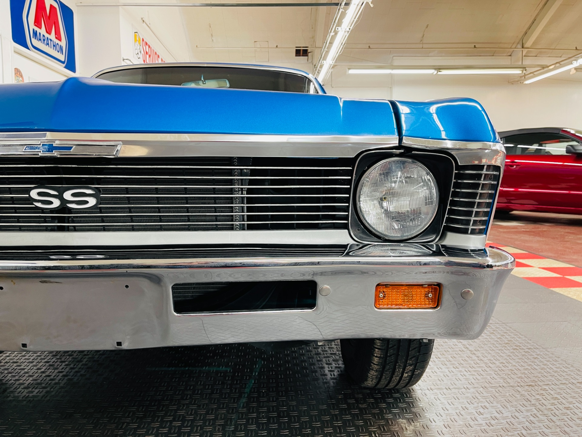 Used 1972 Chevrolet Nova - 350 ENGINE - 4 SPEED TRANS - CLEAN SOUTHERN CAR - SEE VIDEO - | Mundelein, IL