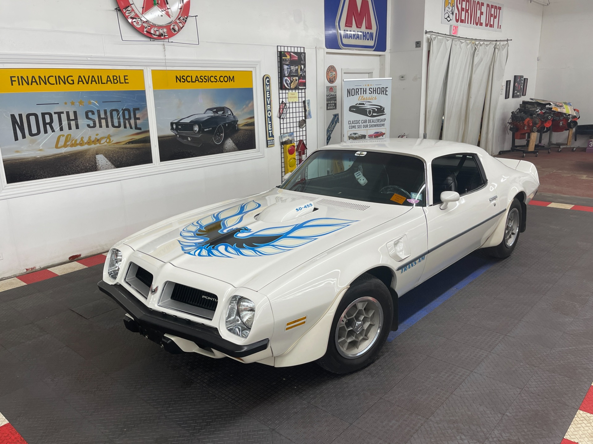 Used 1974 Pontiac Firebird - TRANS AM - Y CODE 455 - 9,013 ACTUAL MILES - SEE VIDEO - | Mundelein, IL